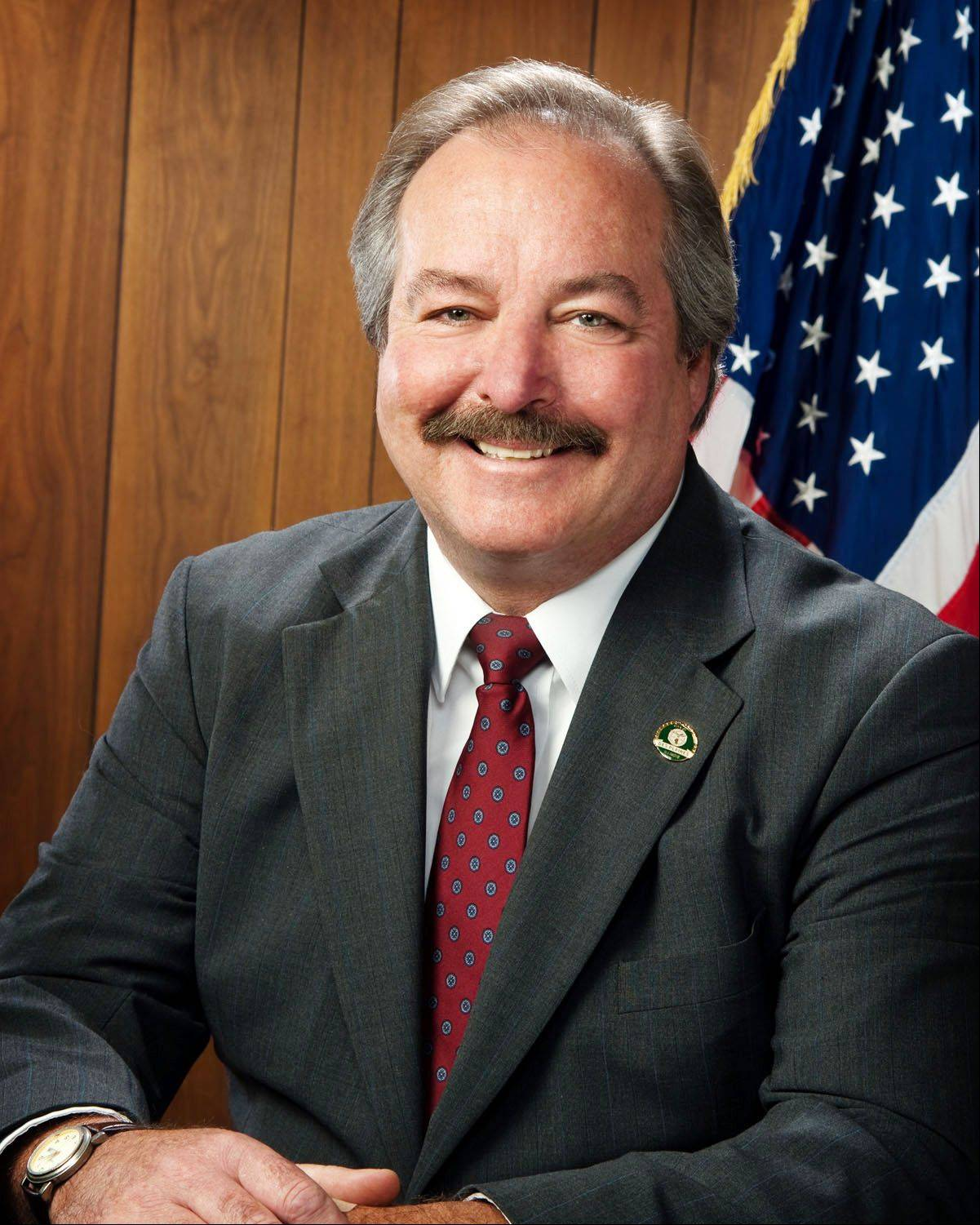 Walsten announces bid for Des Plaines mayor