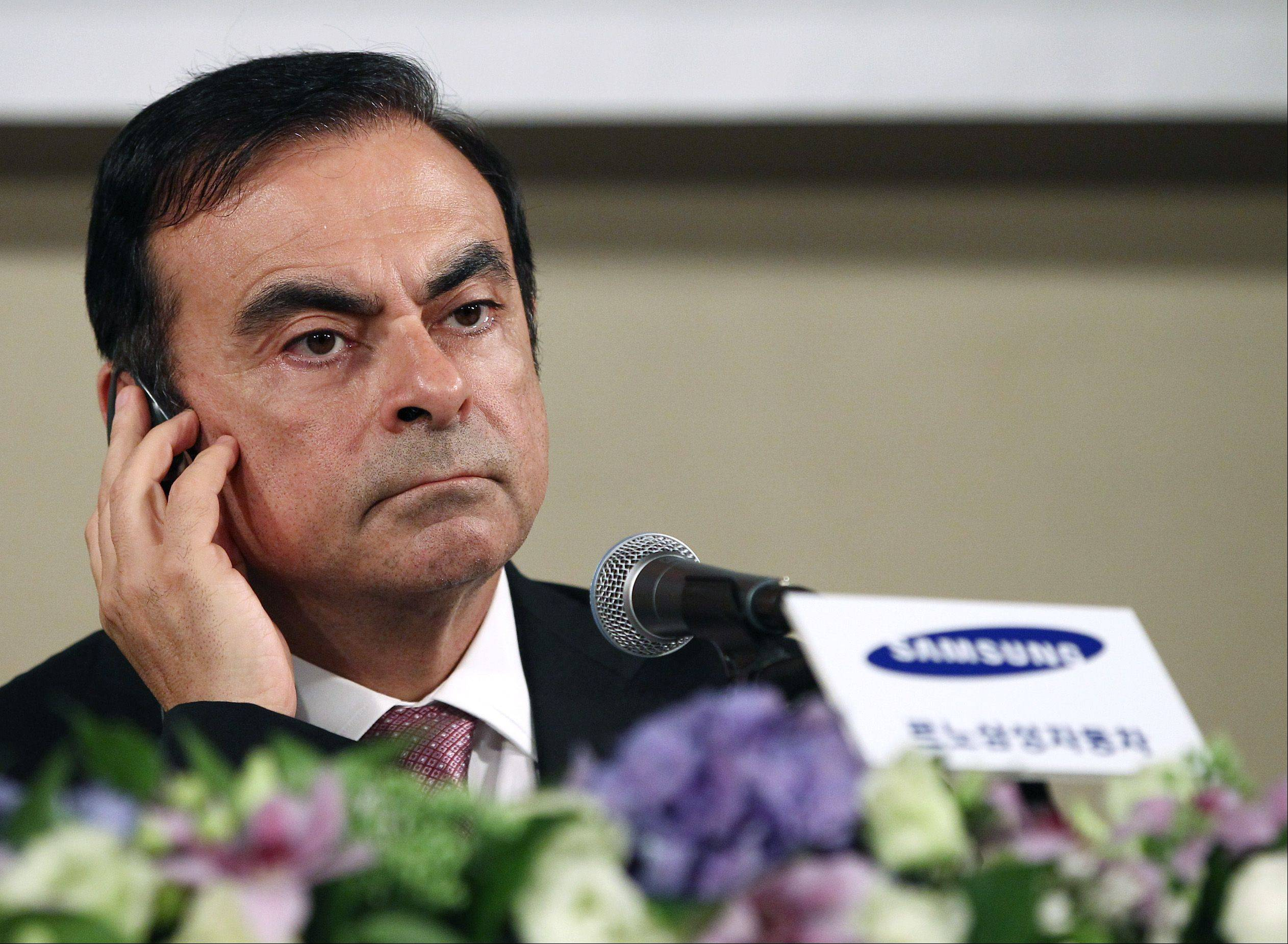 Nissan Motor Co. Chief Executive Officer Carlos Ghosn said he expects Europe's auto industry to take many years to recover from shrinking demand and excess capacity.