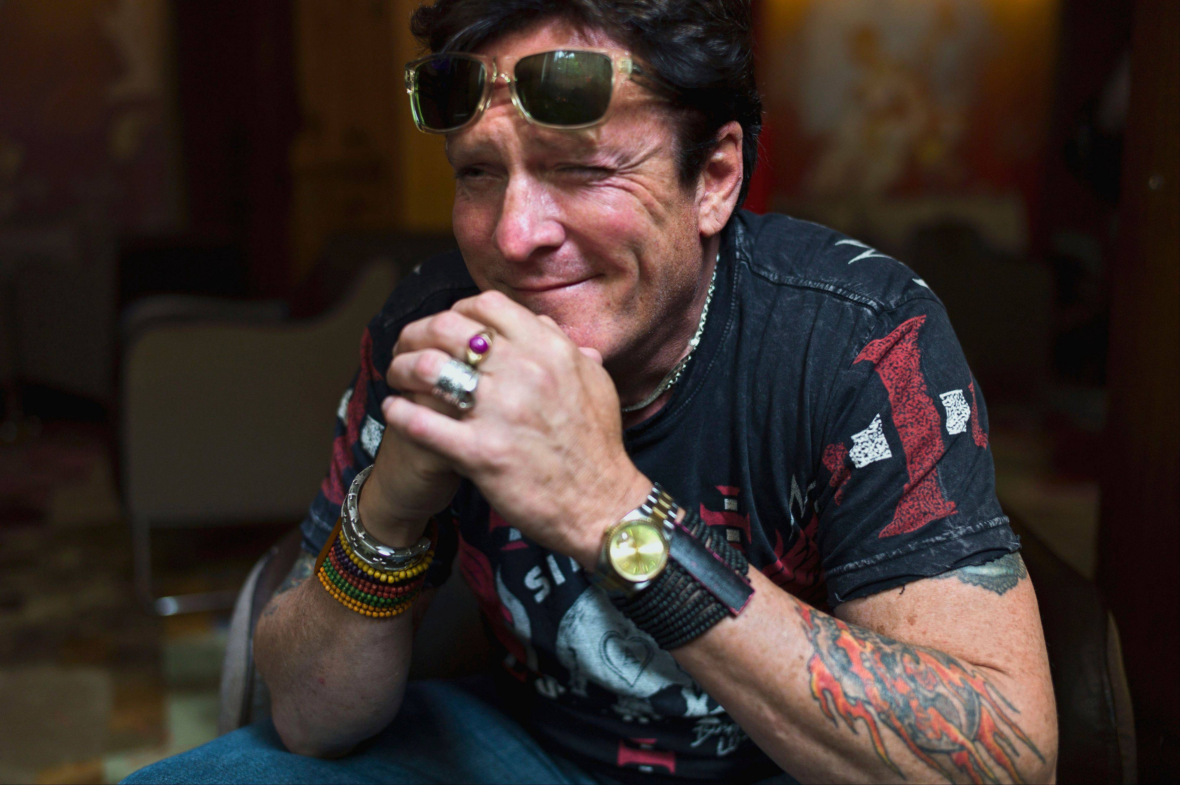 Michael Madsen was released from a hospital after being arrested for investigation of drunken driving on Pacific Coast Highway in Malibu, his attorney said Thursday.