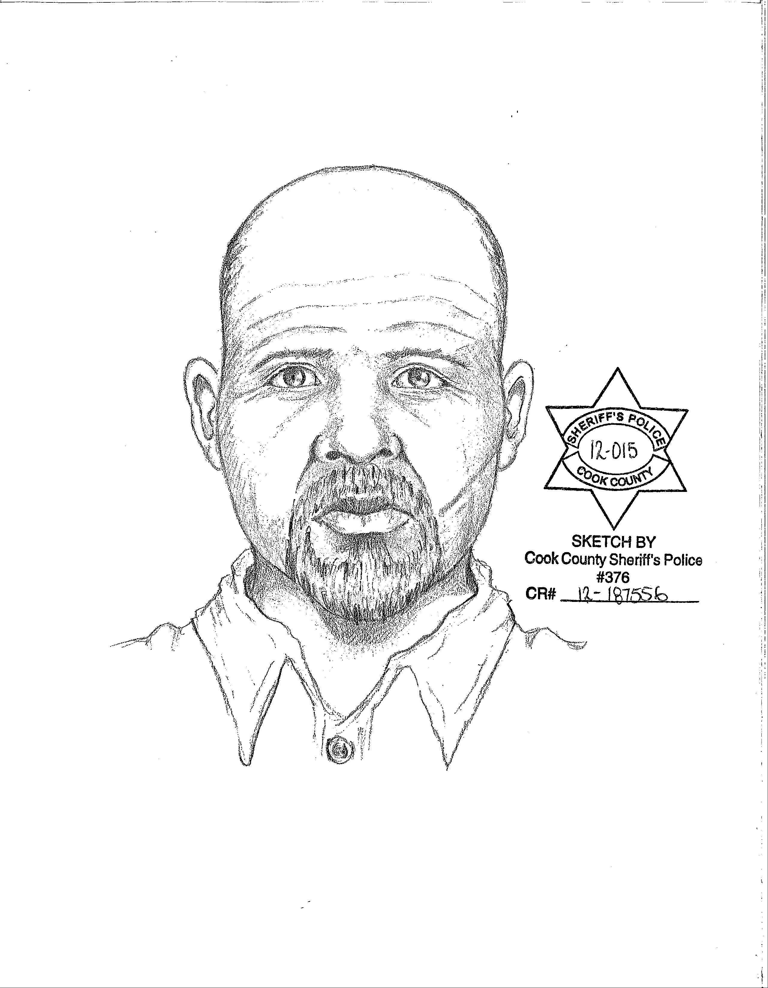 Winfield police released a sketch of a man who offered a 9-year-old boy candy to get into his vehicle Tuesday. A man matching the description was seen around the same area Thursday.