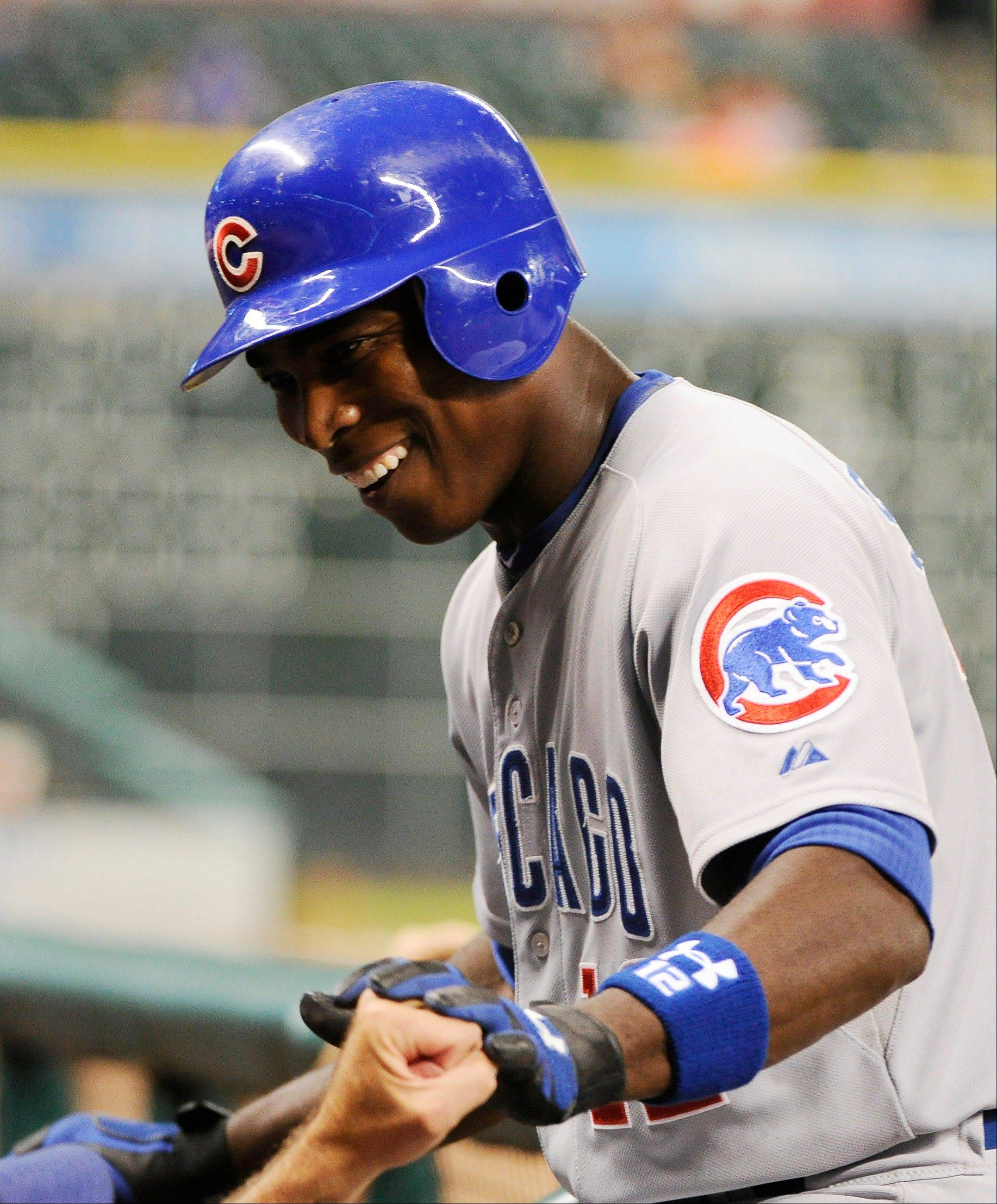 Alfonso Soriano might be getting MVP consideration if he were playing for a winning team.