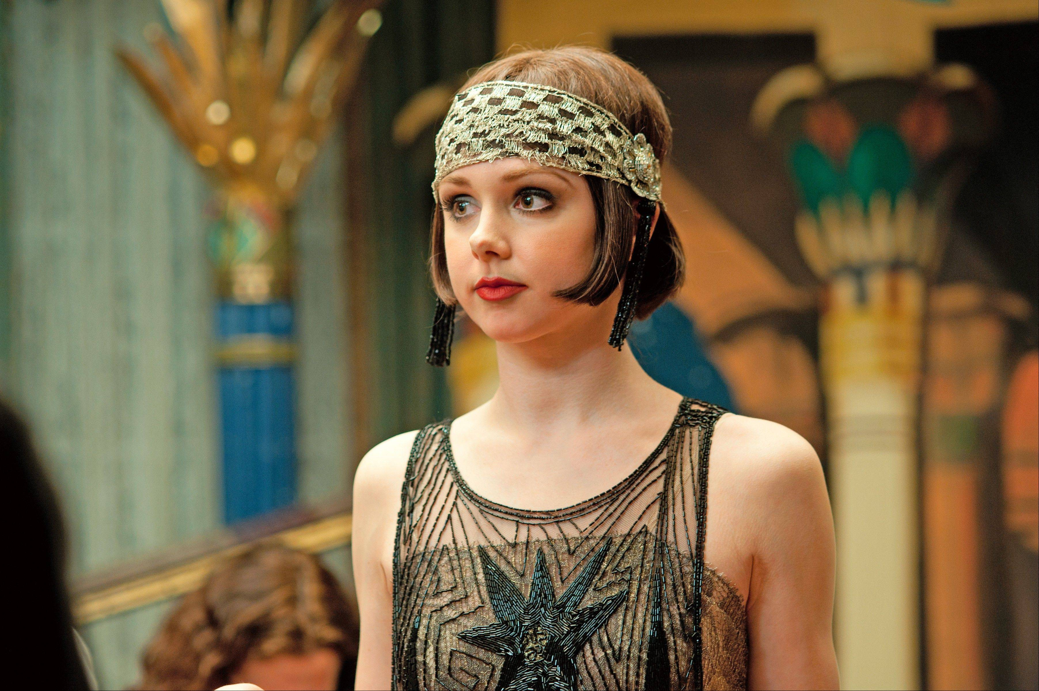 "Meg Chambers Steedle as Billie Kent may just be the budding It Girl ""Boardwalk Empire"" needs. The popular HBO series premieres at 8 p.m. Sunday, Sept. 16."