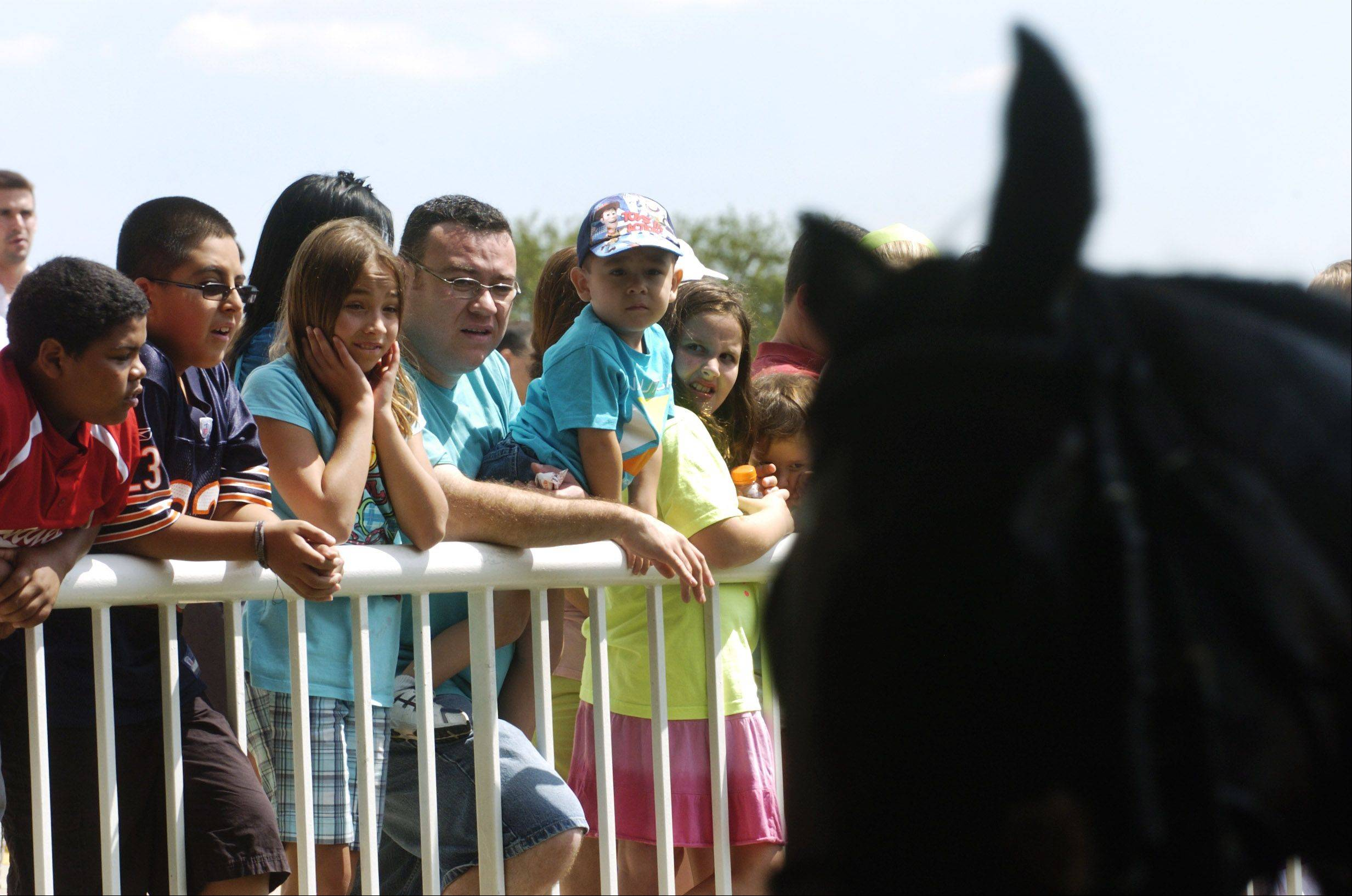 Arlington Park will hosts its final graded stakes race of its season with the Grade III Pucker Up Stakes on Saturday. Besides that $175,000 purse race, the weekend card also includes two Illinois-bred races worth $65,000.