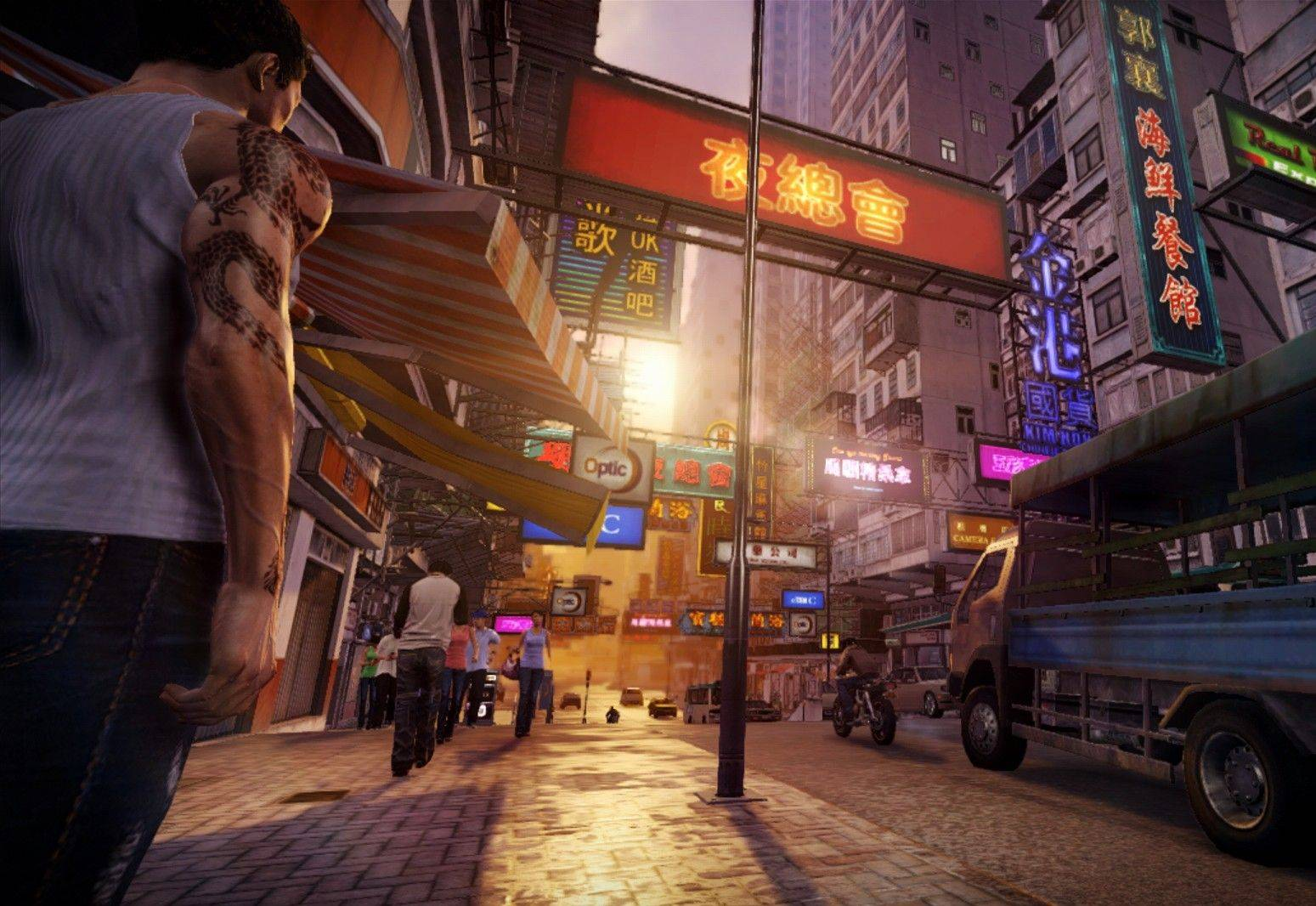 """Sleeping Dogs"" offers lots of action and an engrossing story line set in Hong Kong."