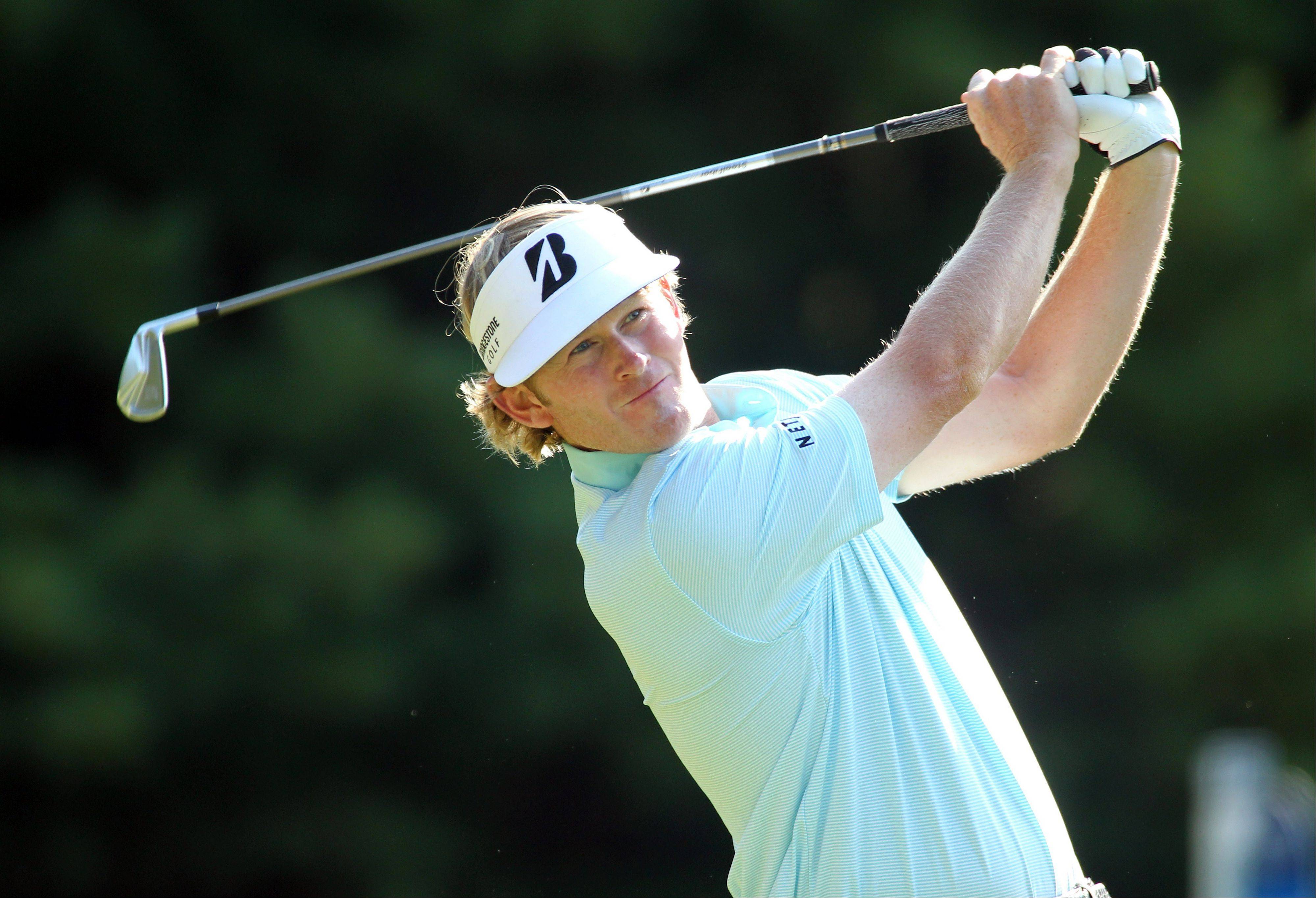 Brandt Snedeker is one of three rookies on the U.S. Ryder Cup team.