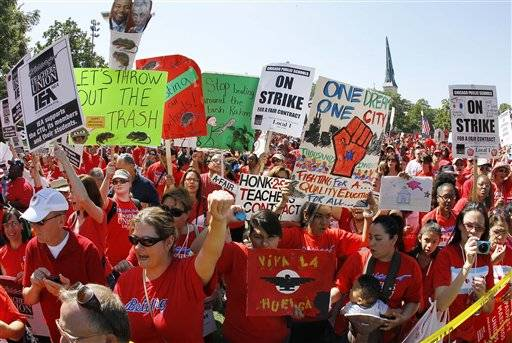 Will it end? Chicago teachers to vote on strike