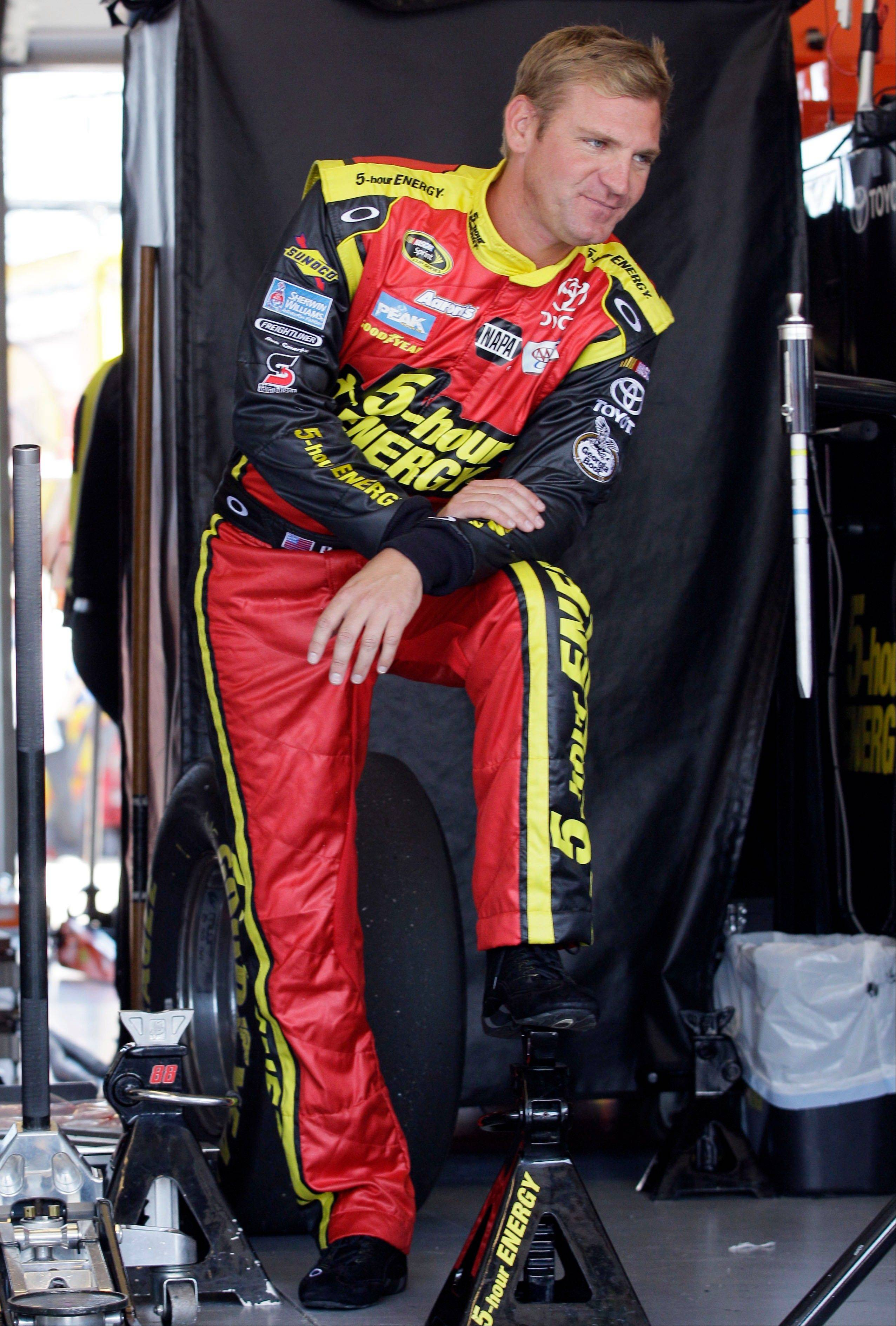 Waltrip riding high with pair of drivers in Chase