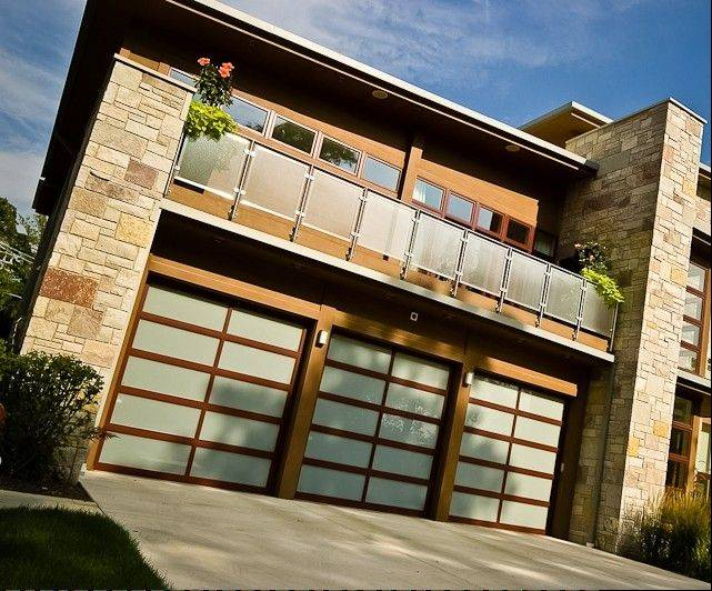 In addition to its own designs, Buckeridge Doors is a distributor of garage doors made by Haas.