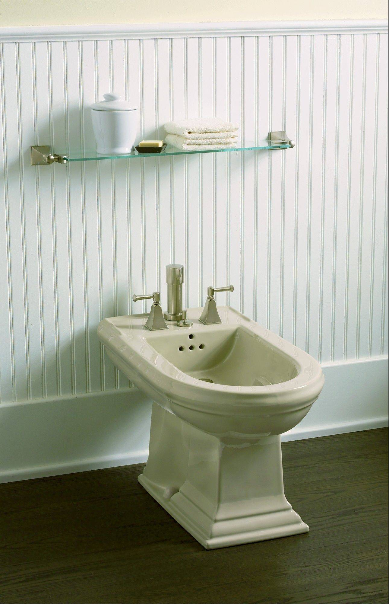 Having a toilet/bidet combo can save you some room since you�re installing only one plumbing fixture. But consult a licensed plumber before you start.