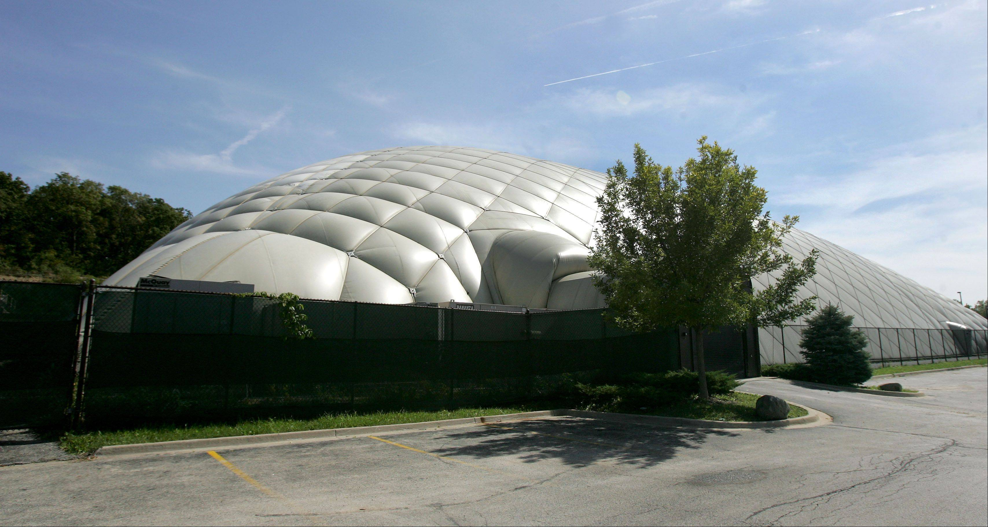 The Bolingbrook Sports Dome, formerly Ditka's Sport Dome, was bought by a new owner earlier this year. It is currently being renovated and will reopen later this year.