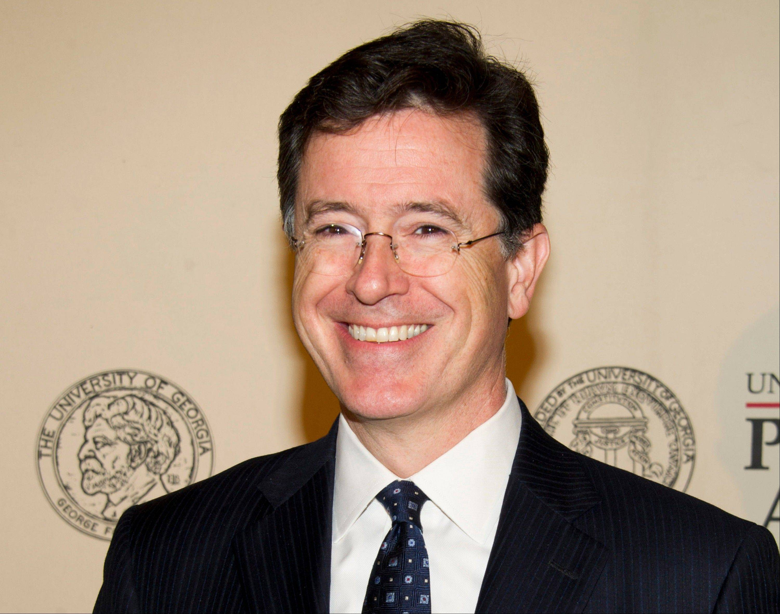 "Stephen Colbert, host of ""The Colbert Report"" on Comedy Central, will be a guest host on ""Good Morning America"" for Robin Roberts, who is scheduled to undergo a bone-marrow transplant this week."