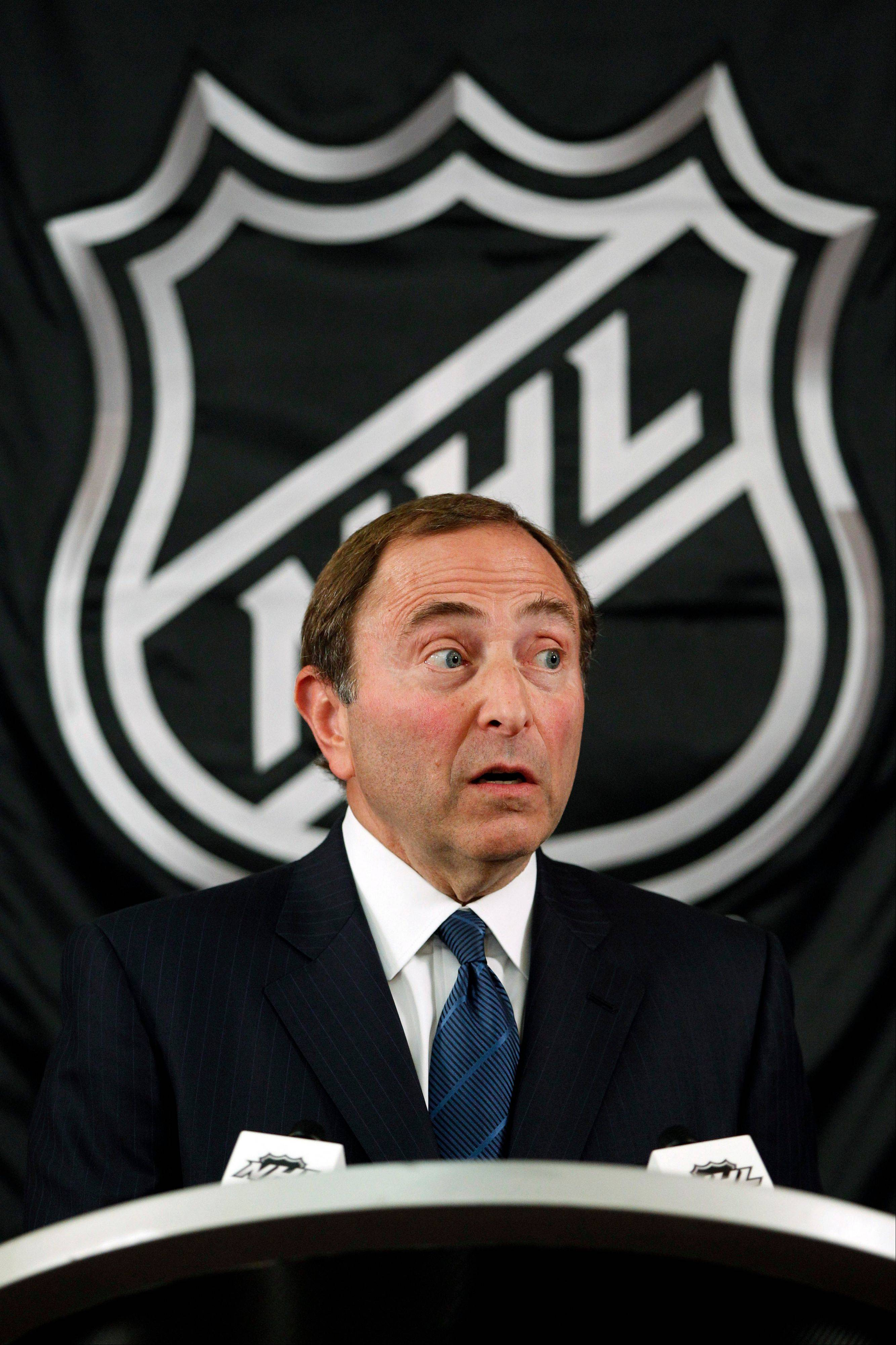 If NHL Commissioner Gary Bettman said they got it right to end labor strife 2005, why is there another lockout now?