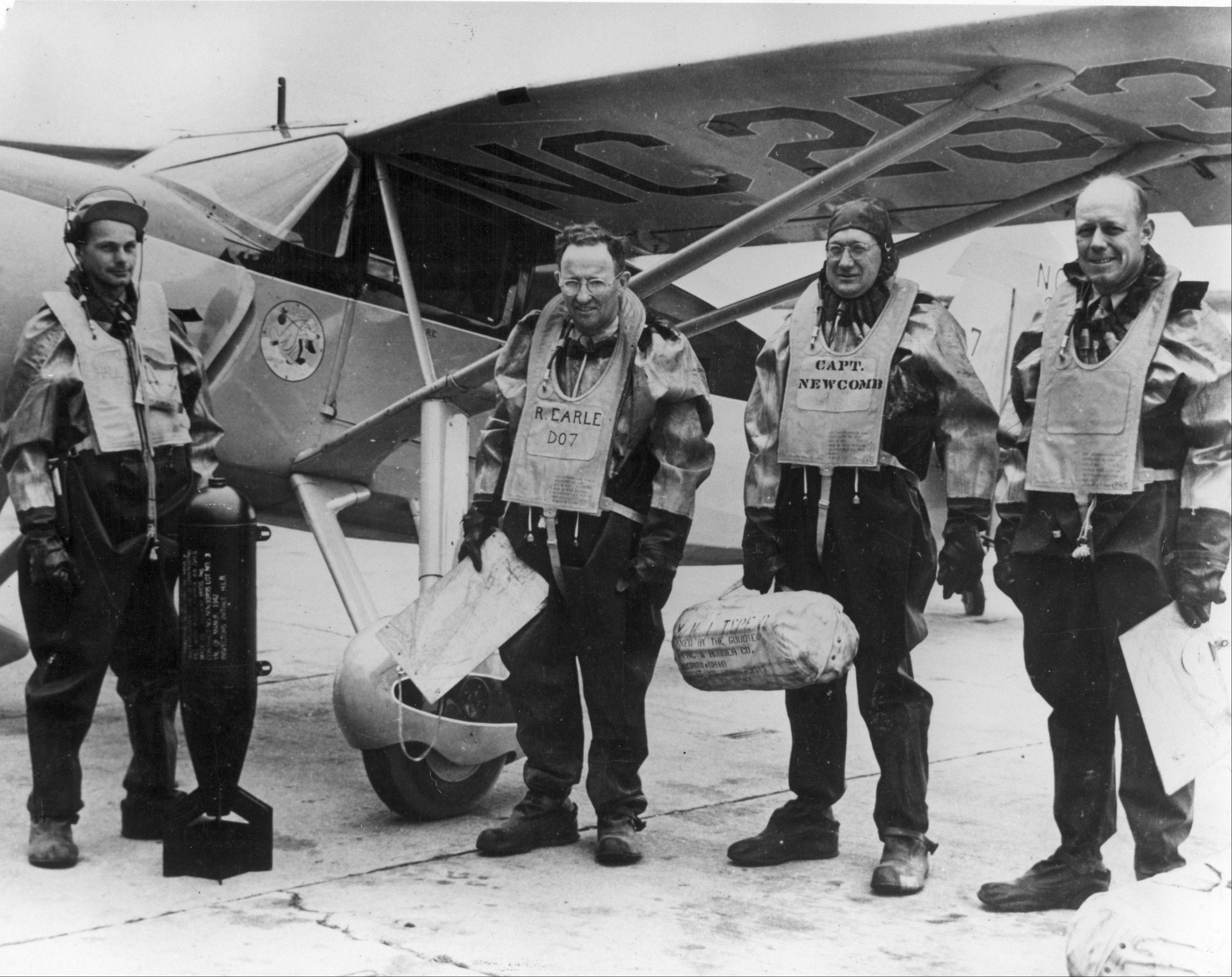 These civilian volunteers played a key role during World War II, running rescue missions and even sinking enemy submarines. Now the Civil Air Patrol is trying to get Congress to honor that effort.