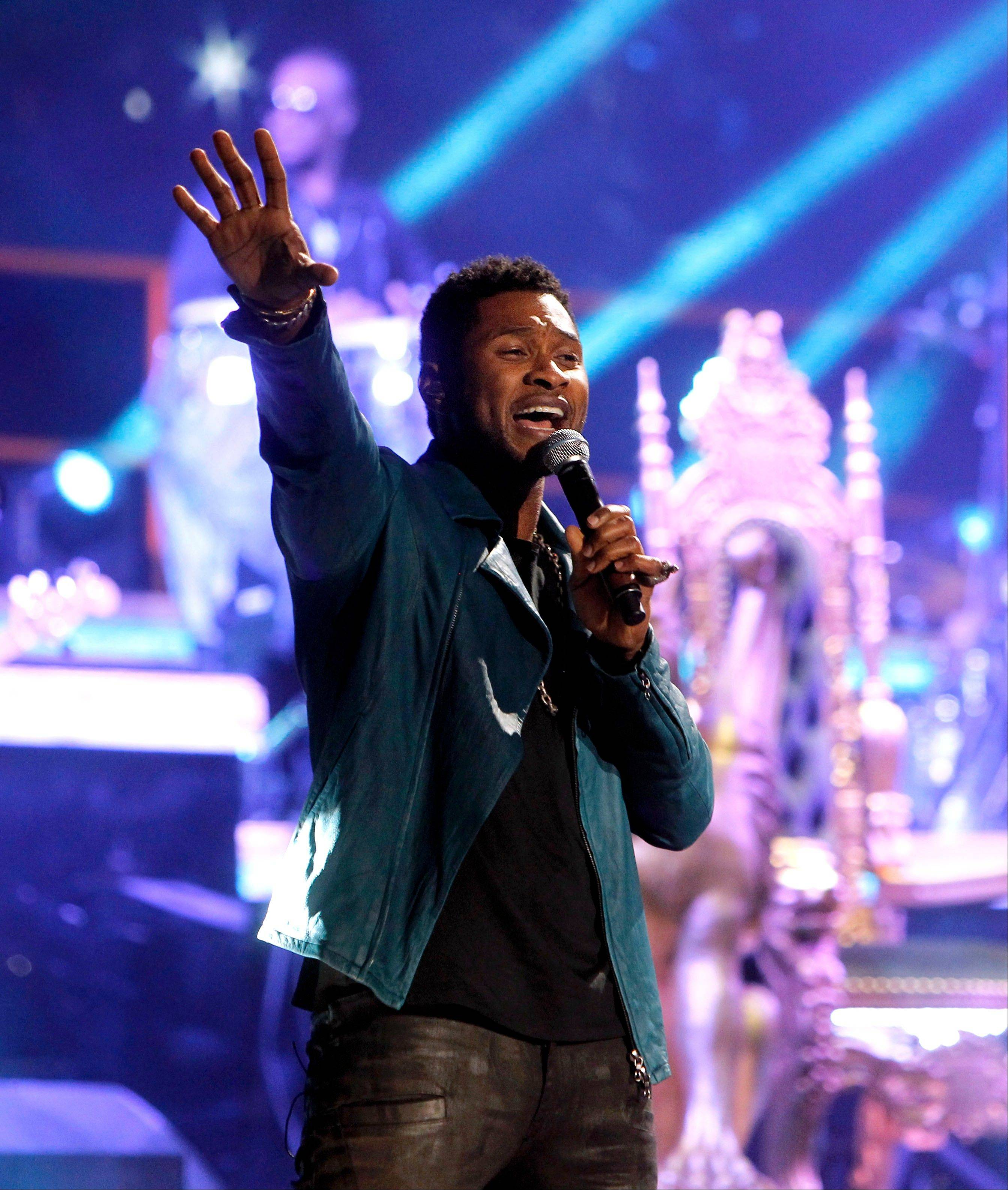 "Usher and Shakira are joining ""The Voice"" as new coaches next spring, when Christina Aguilera and CeeLo Green take a break from the show."