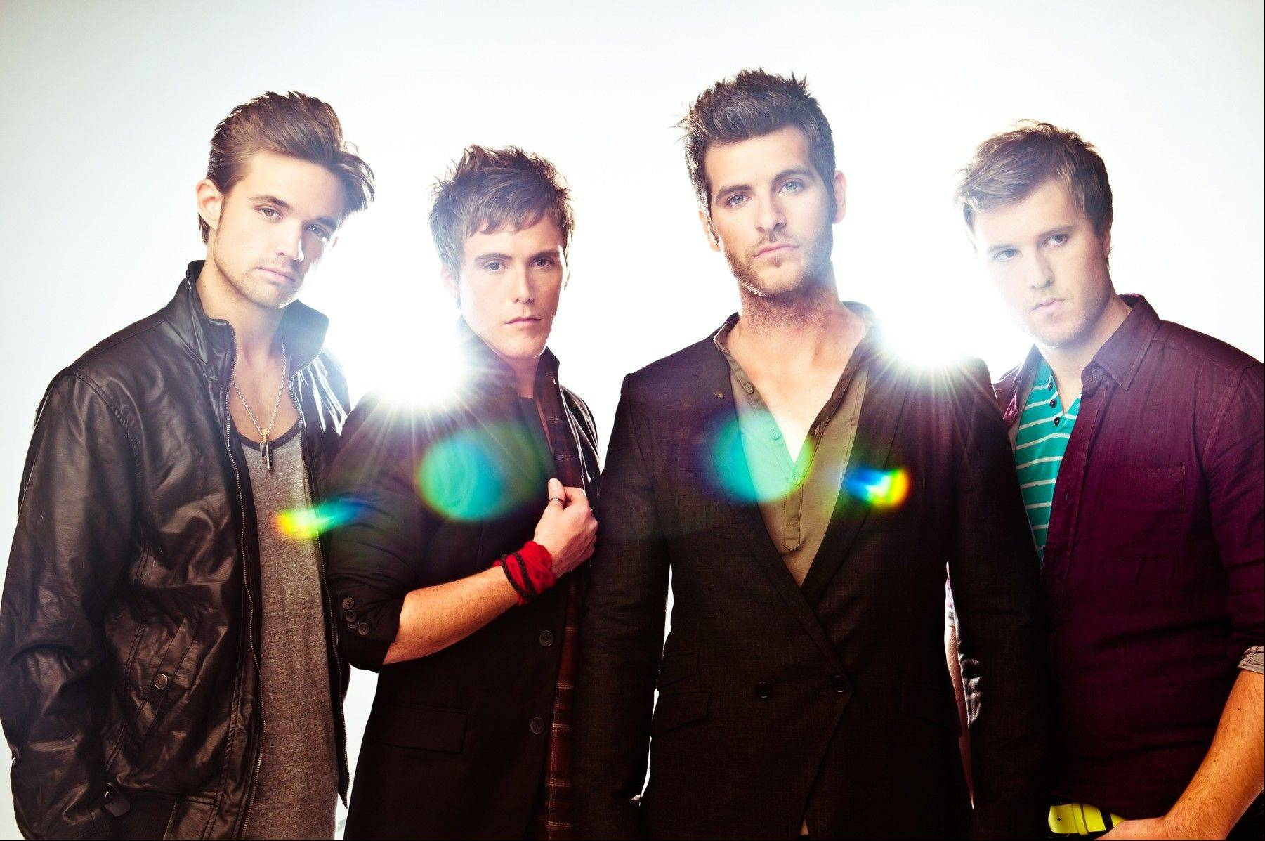 Christian pop group Anthem Lights will appear at the Norris Cultural Arts Center on Friday, Sept. 21.