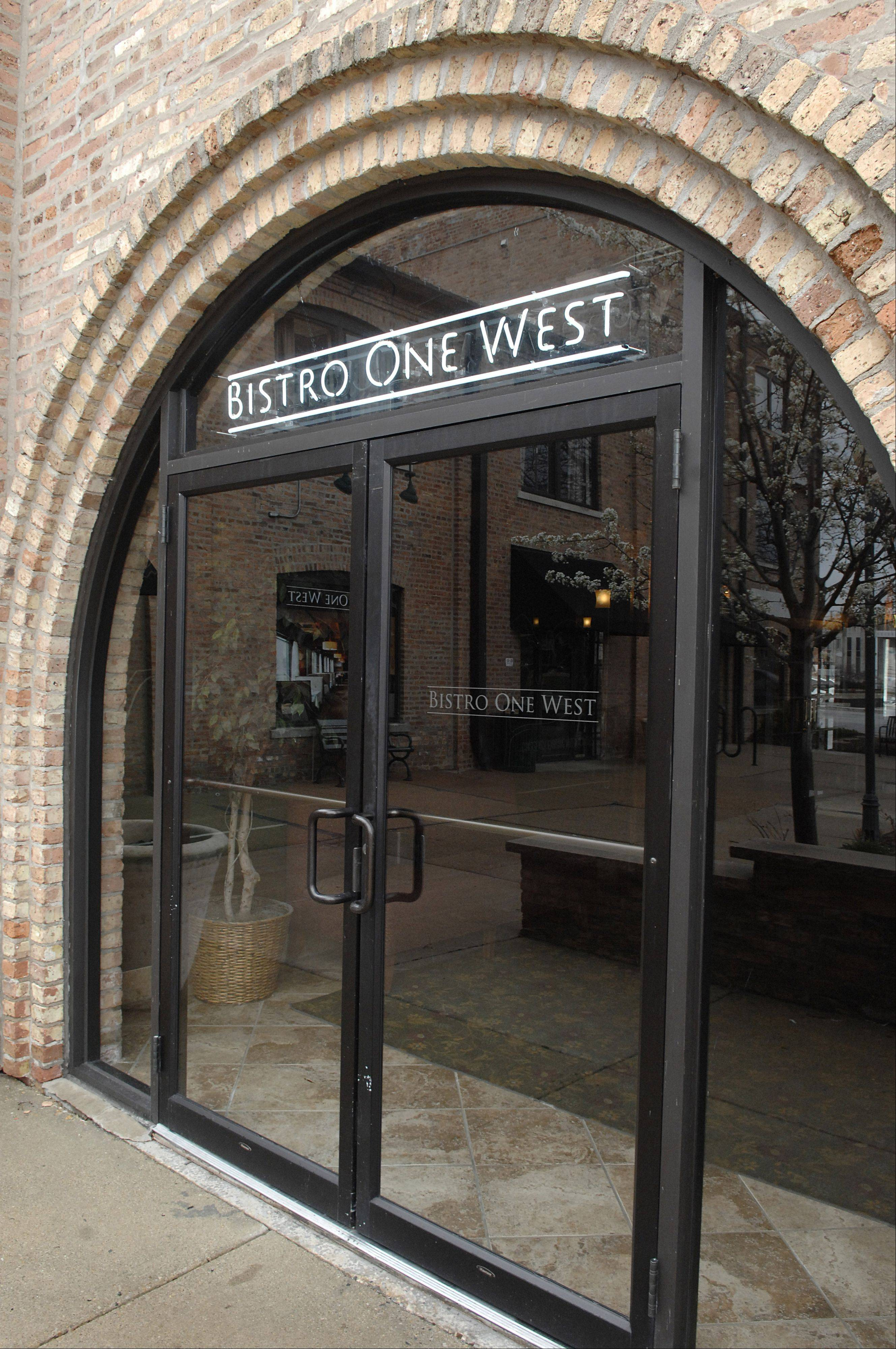 Bistro One West at 1 W. Illinois St., St. Charles will be filled with music during the St. Charles Jazz Weekend.