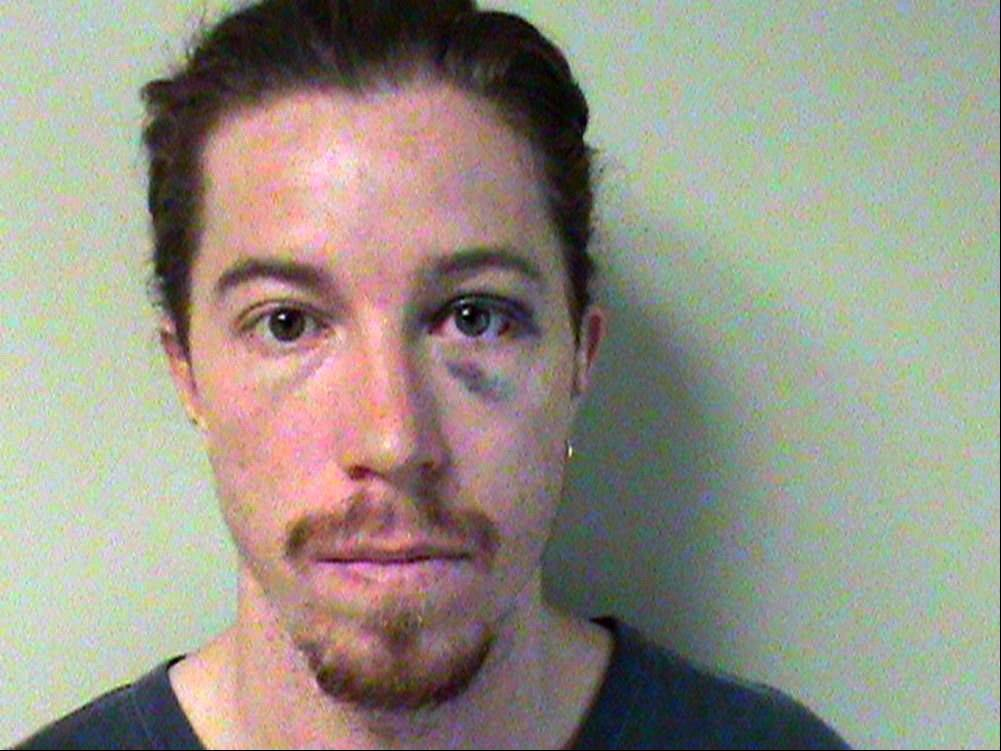 This photo provided by the Metropolitan Nashville Police Department shows Shaun White. A police report says the two-time Olympic gold medalist snowboarder was charged with vandalism after an employee at a Nashville hotel saw him break a phone there.