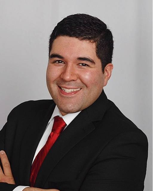 Ramiro Juarez, running for 44th District Representative