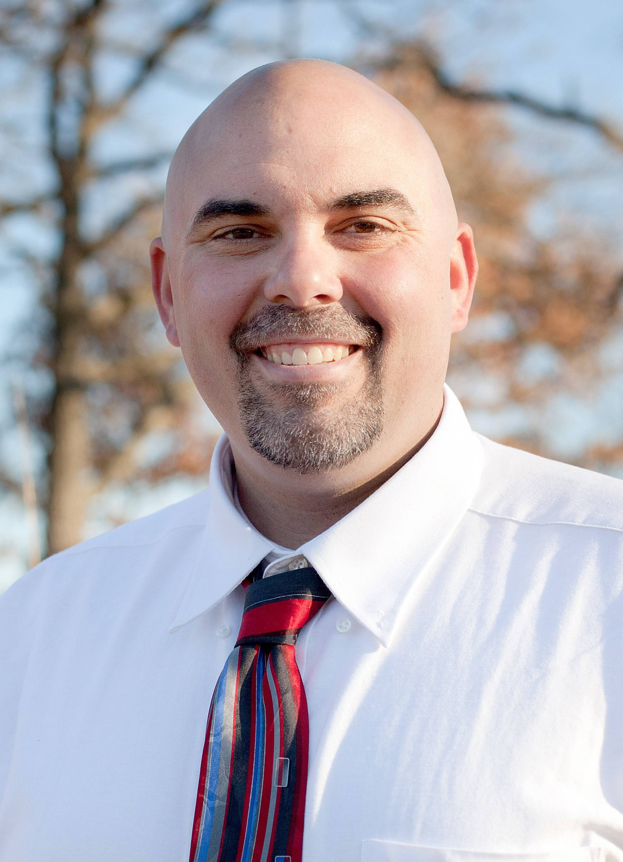 Ryan Heuser, running for McHenry County board District 6