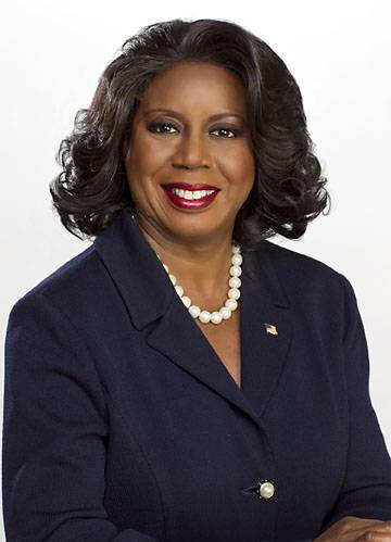 Dorothy Brown, running for Cook Clerk of the Circuit Court
