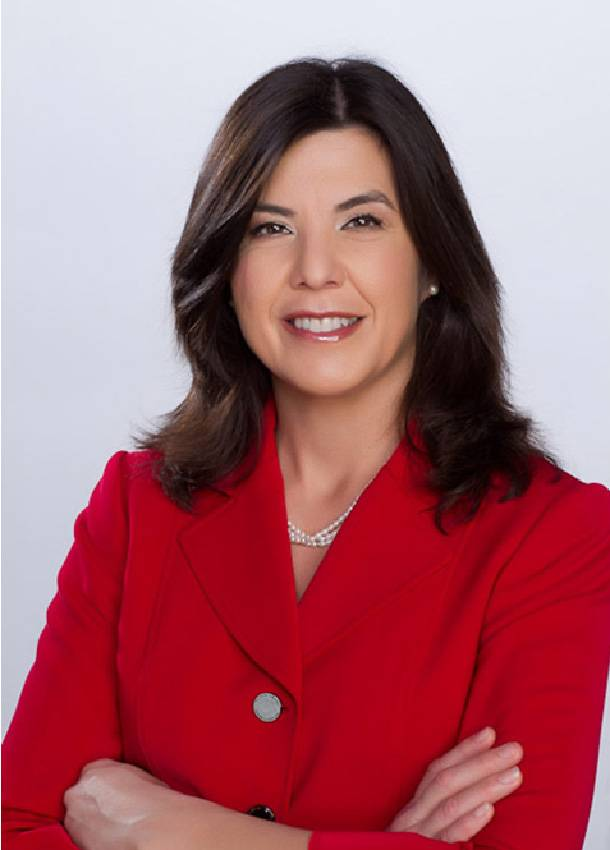 Anita Alvarez, running for Cook State's Attorney