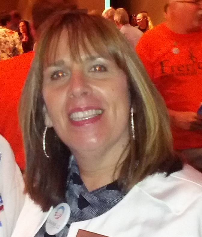 JoAnn Franzen, running for 45th District Representative