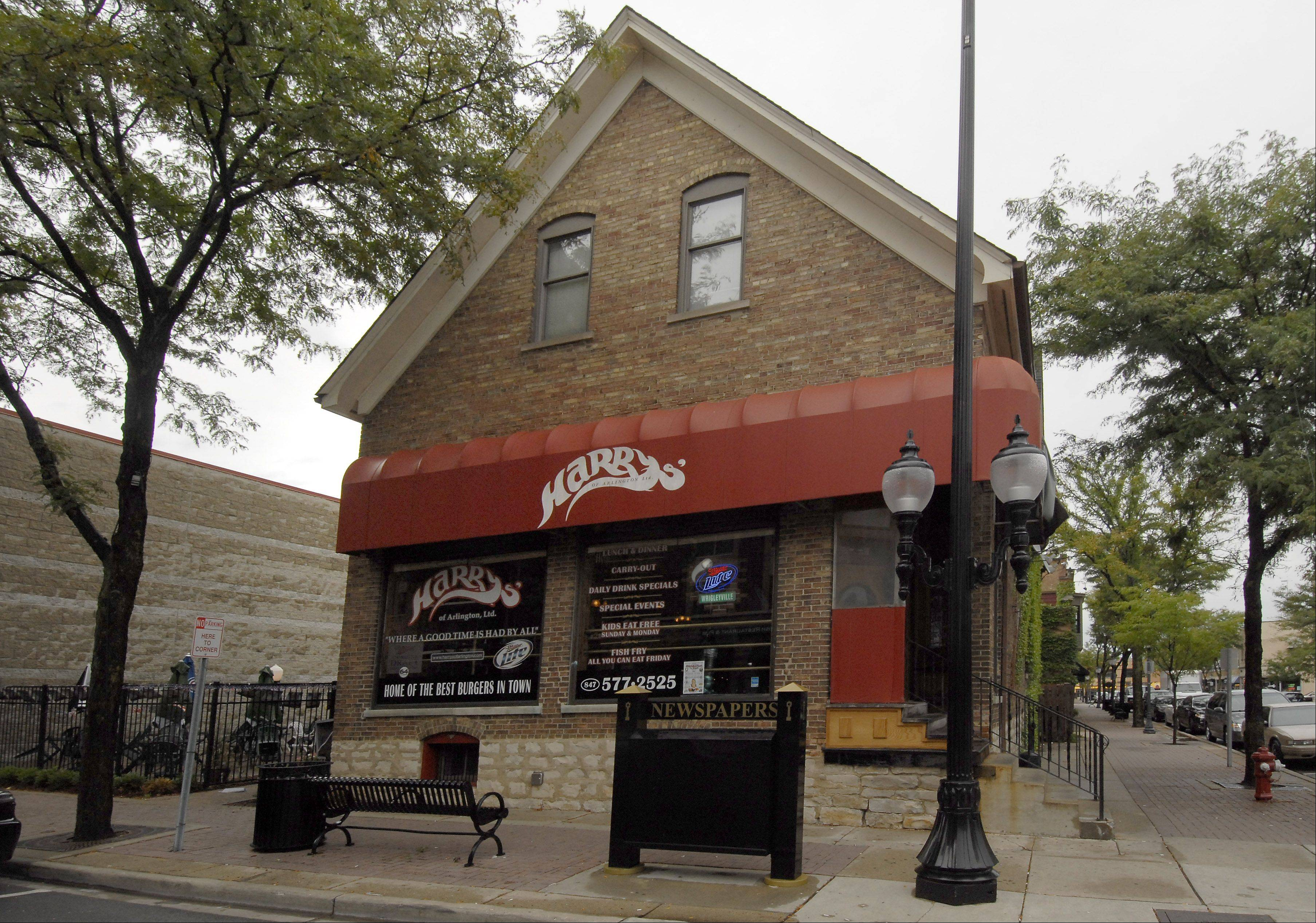 Harry's of Arlington, at 1 N. Vail Ave in downtown Arlington Heights, received a second extension this week to complete work on a planned expansion. The project includes a 1,500-square-foot addition along the north side of the restaurant.