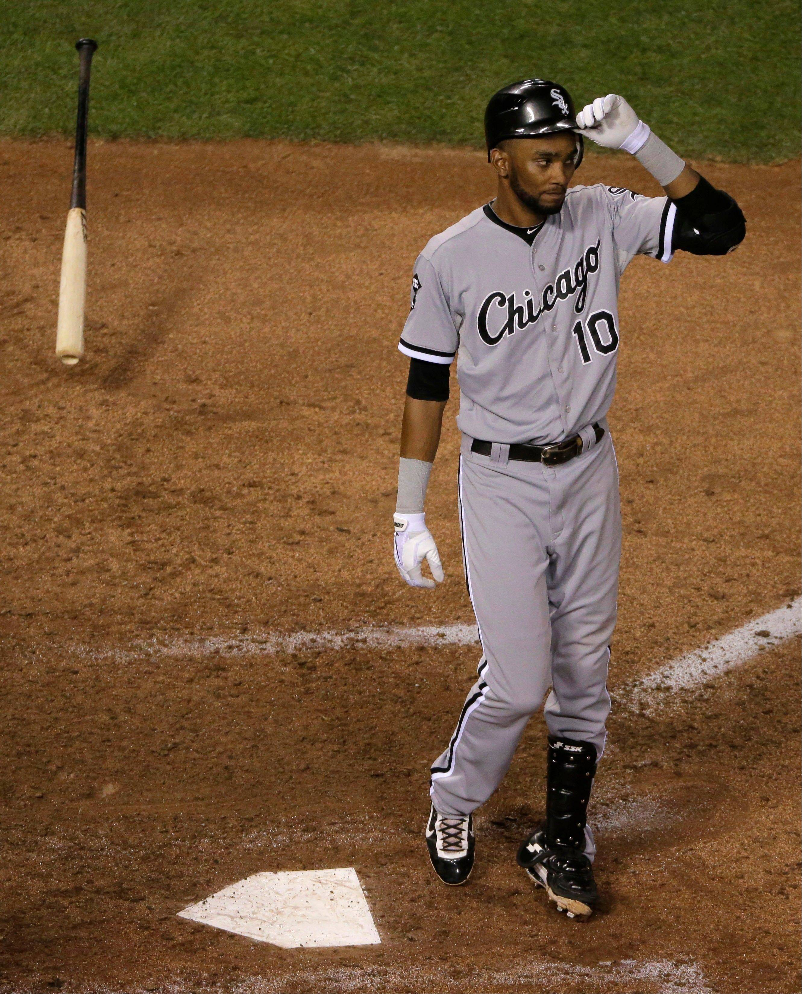 White Sox' lead back to 2 over Detroit