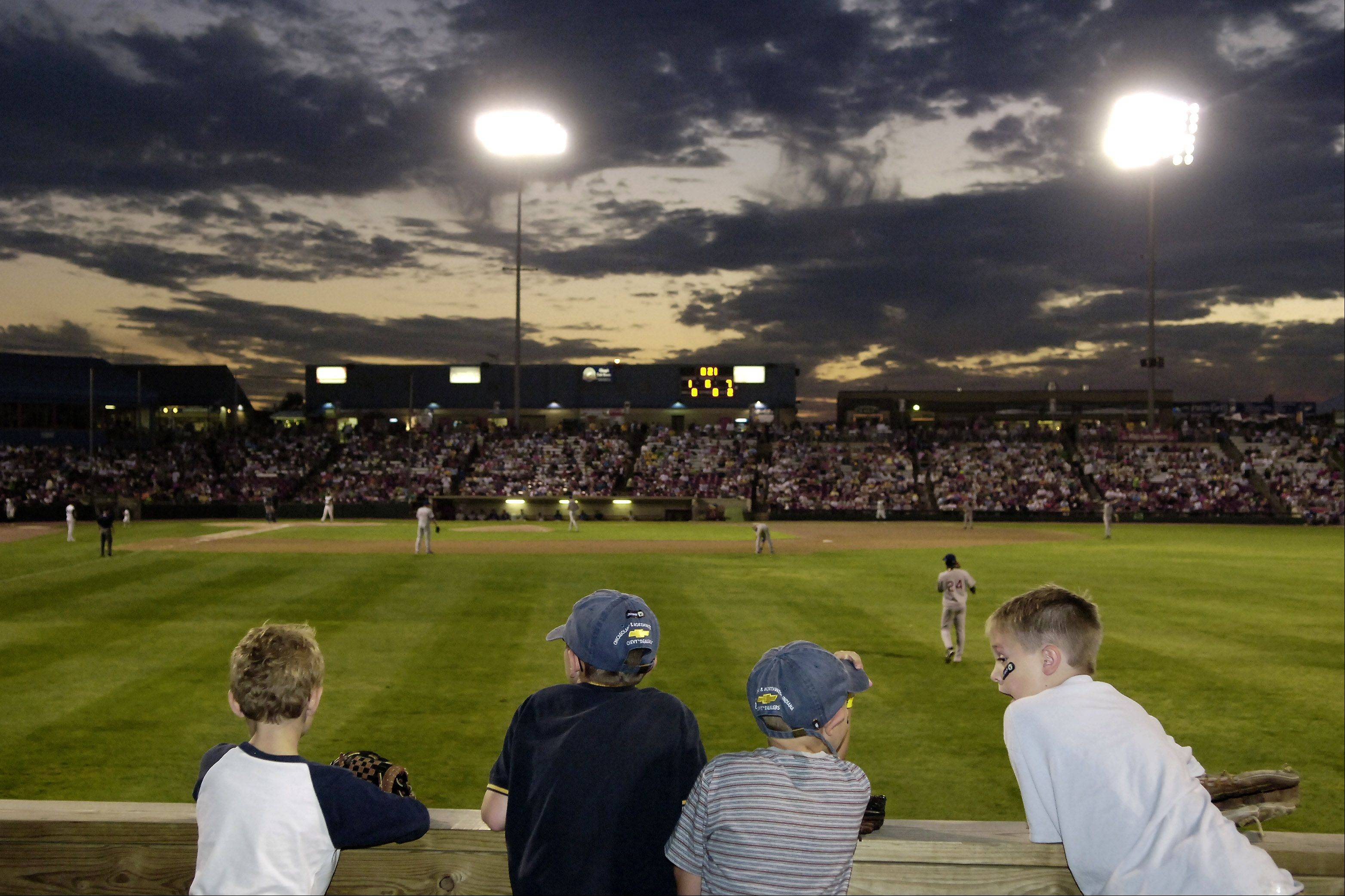 Fans at Elfstrom Stadium in Geneva next season will get to keep an eye on Cubs' Class A players.