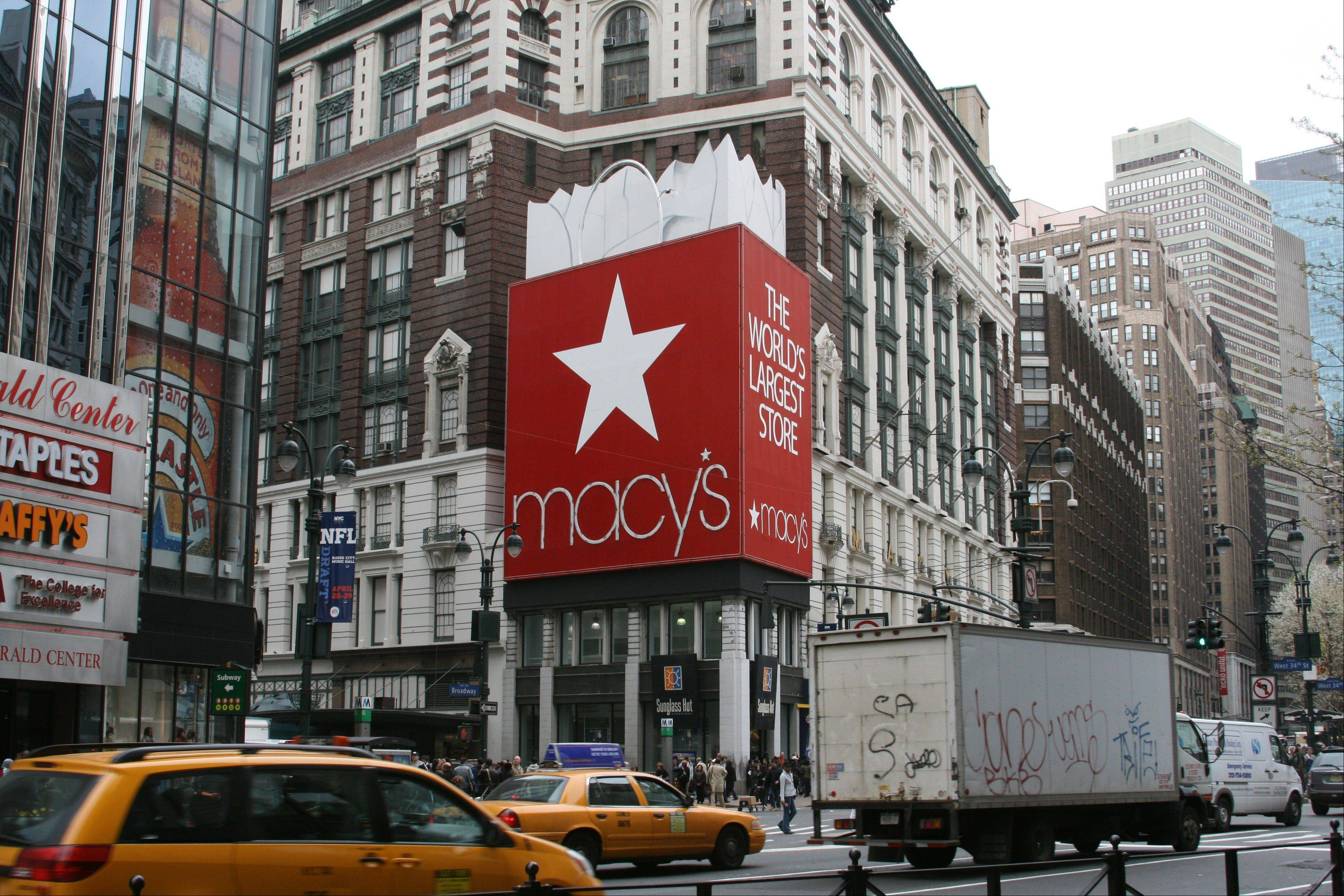 A $400 million makeover is giving New York's iconic Macy's store a sleek, new 21st-century style.