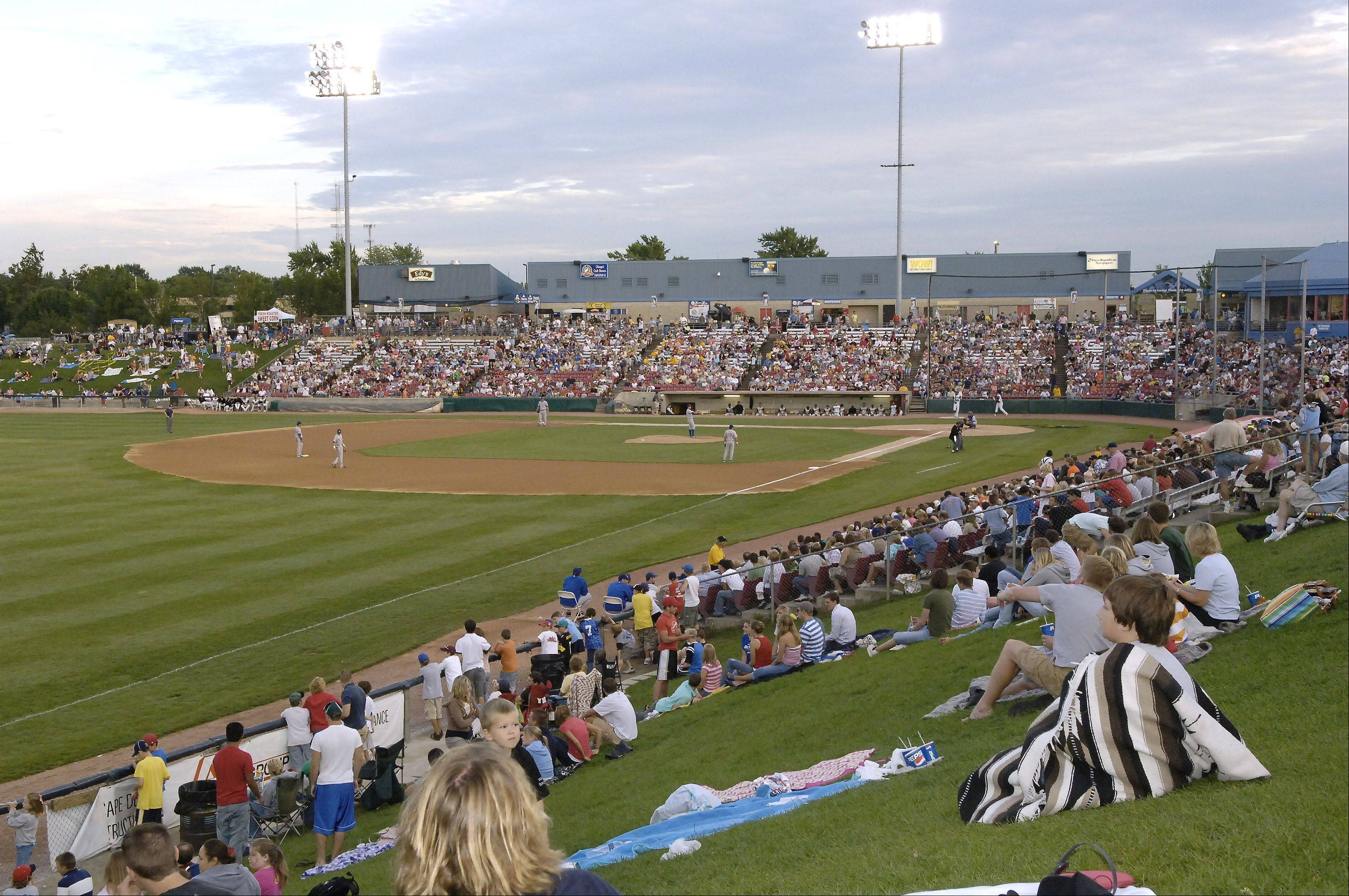 The Kane County Cougars will be affiliated with the Cubs for at least the next two years starting with the 2013 season.