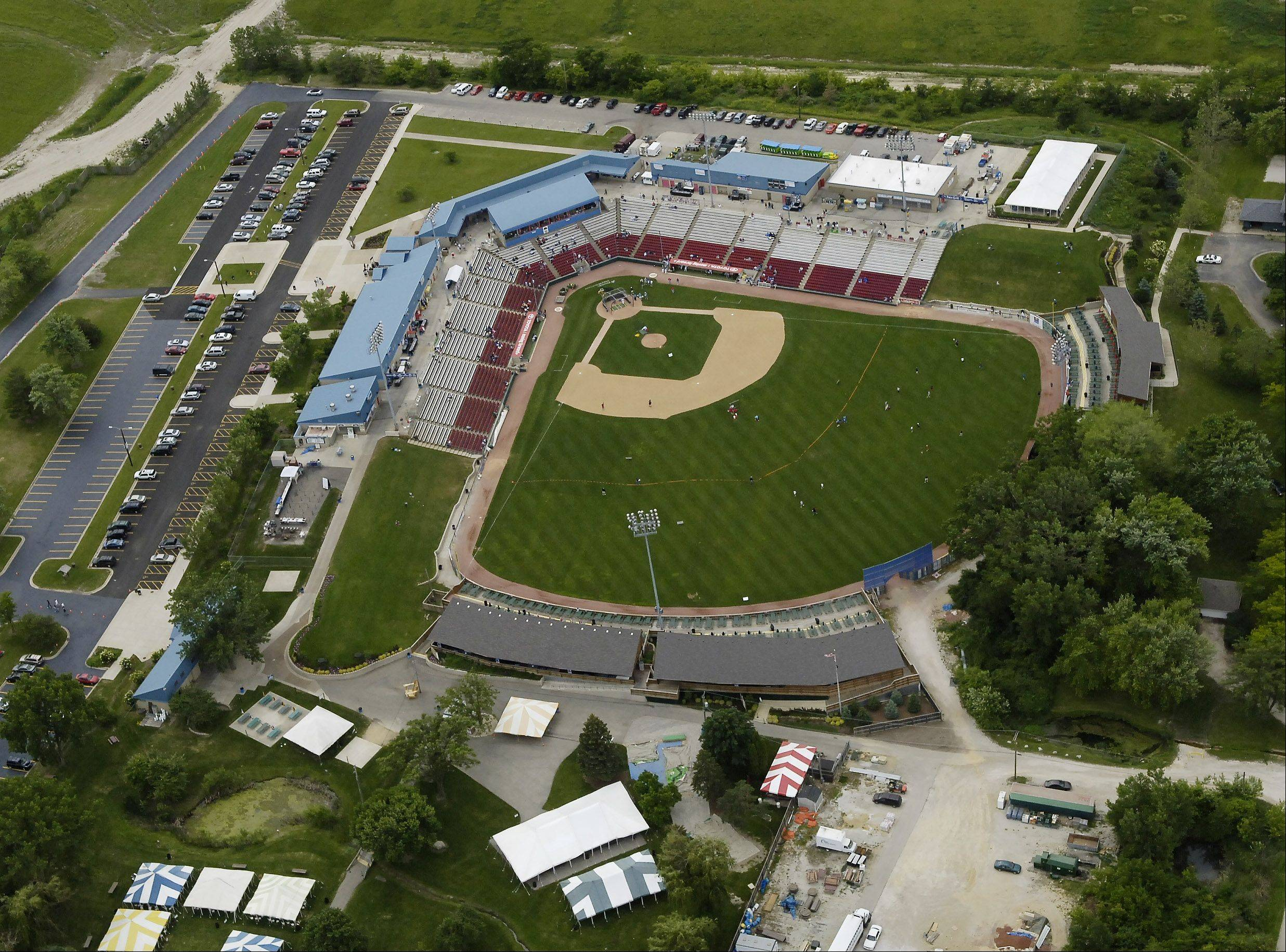 The Cubs' Class A team in the Midwest League next season will call home Elfstrom Stadium at Fifth Third Ballpark in Geneva.
