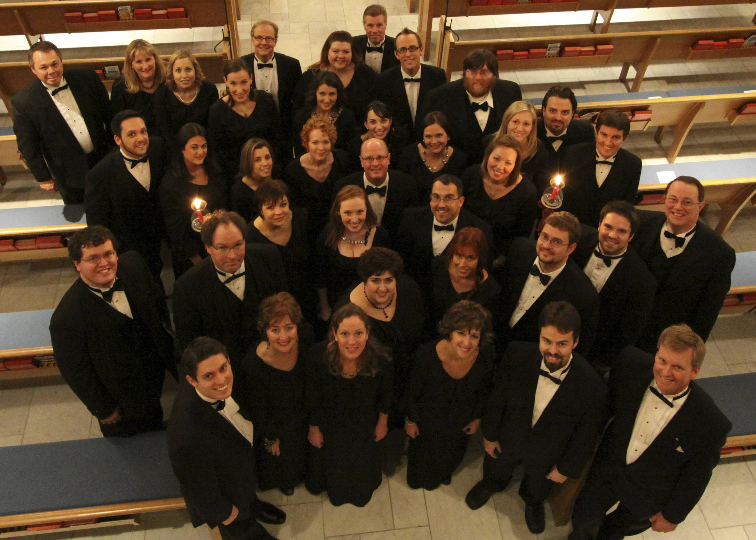 "The St. Charles Singers will open its 29th season with a concert program titled ""Magnificent Mozart."""