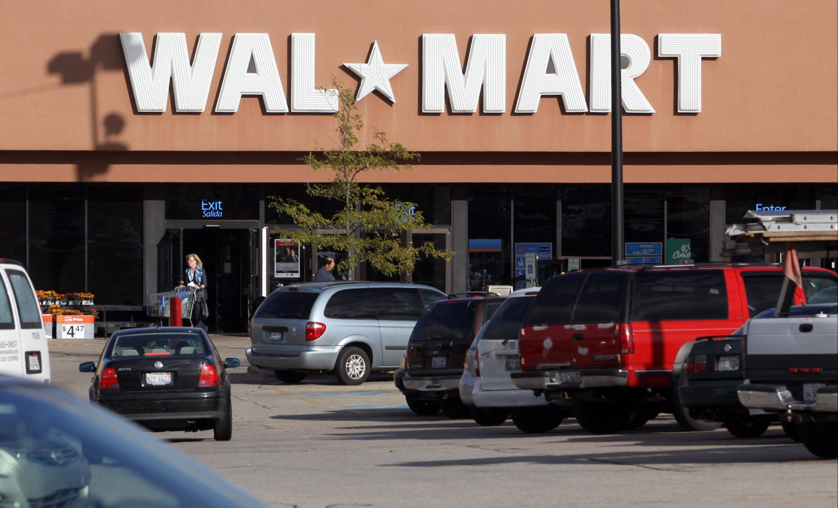 What East Dundee tried to keep Walmart