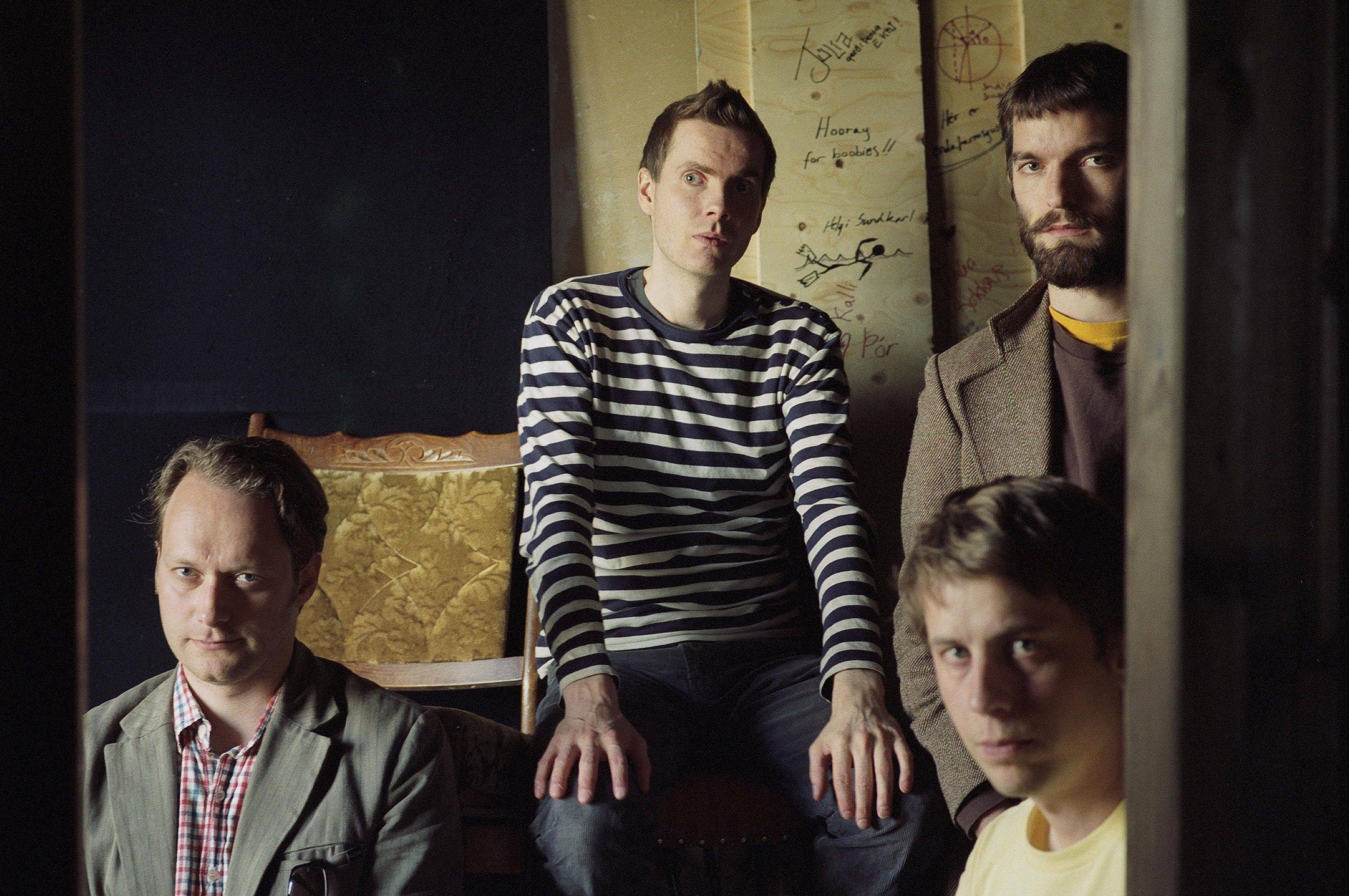 Sigur Rós is set to perform at the Auditorium Theatre of Roosevelt University in Chicago at 7:30 p.m. Monday, Sept. 30.