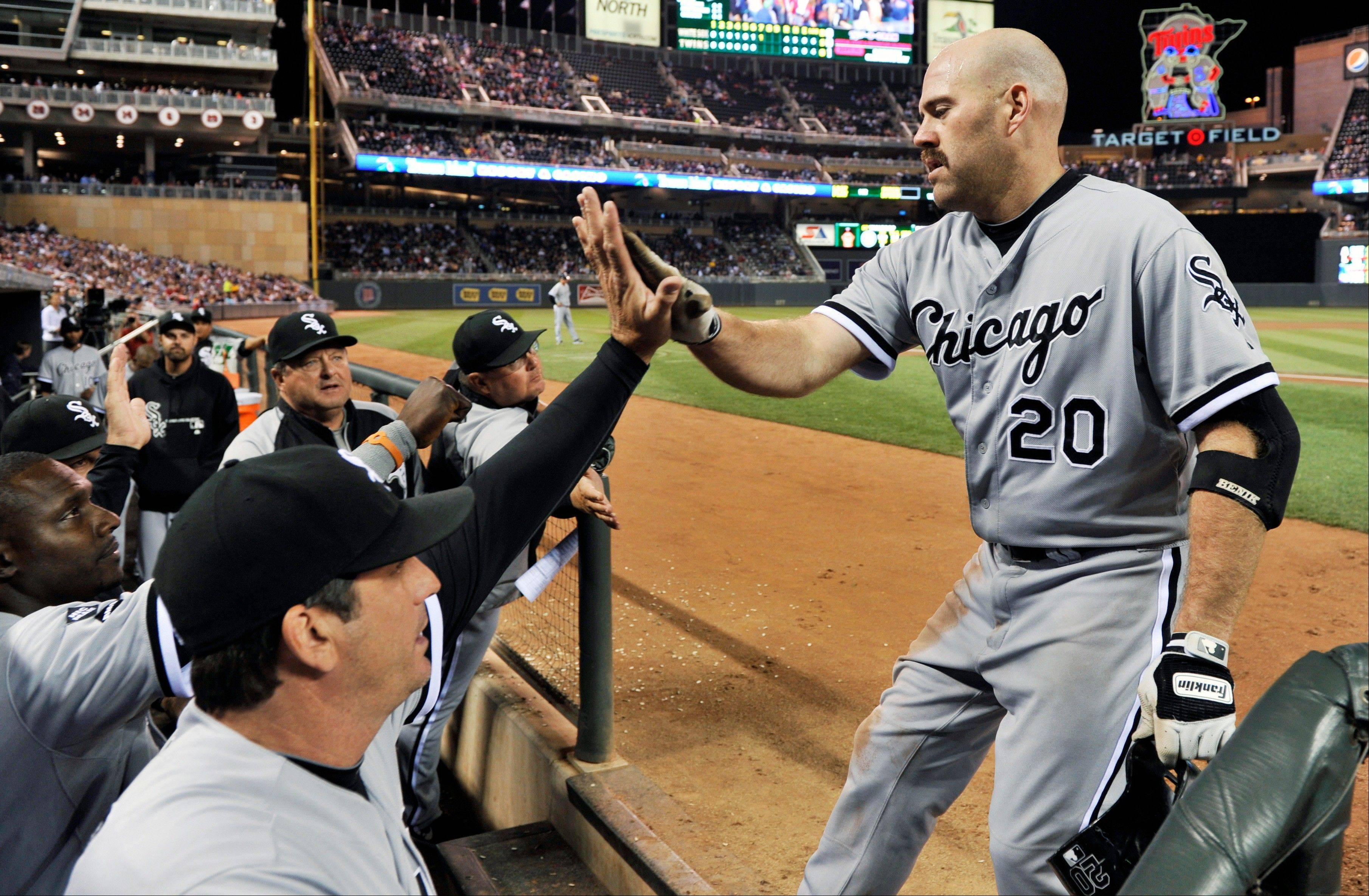 White Sox third baseman Kevin Youkilis could provide the Cubs with instant leadership next season, according to Mike Spellman.