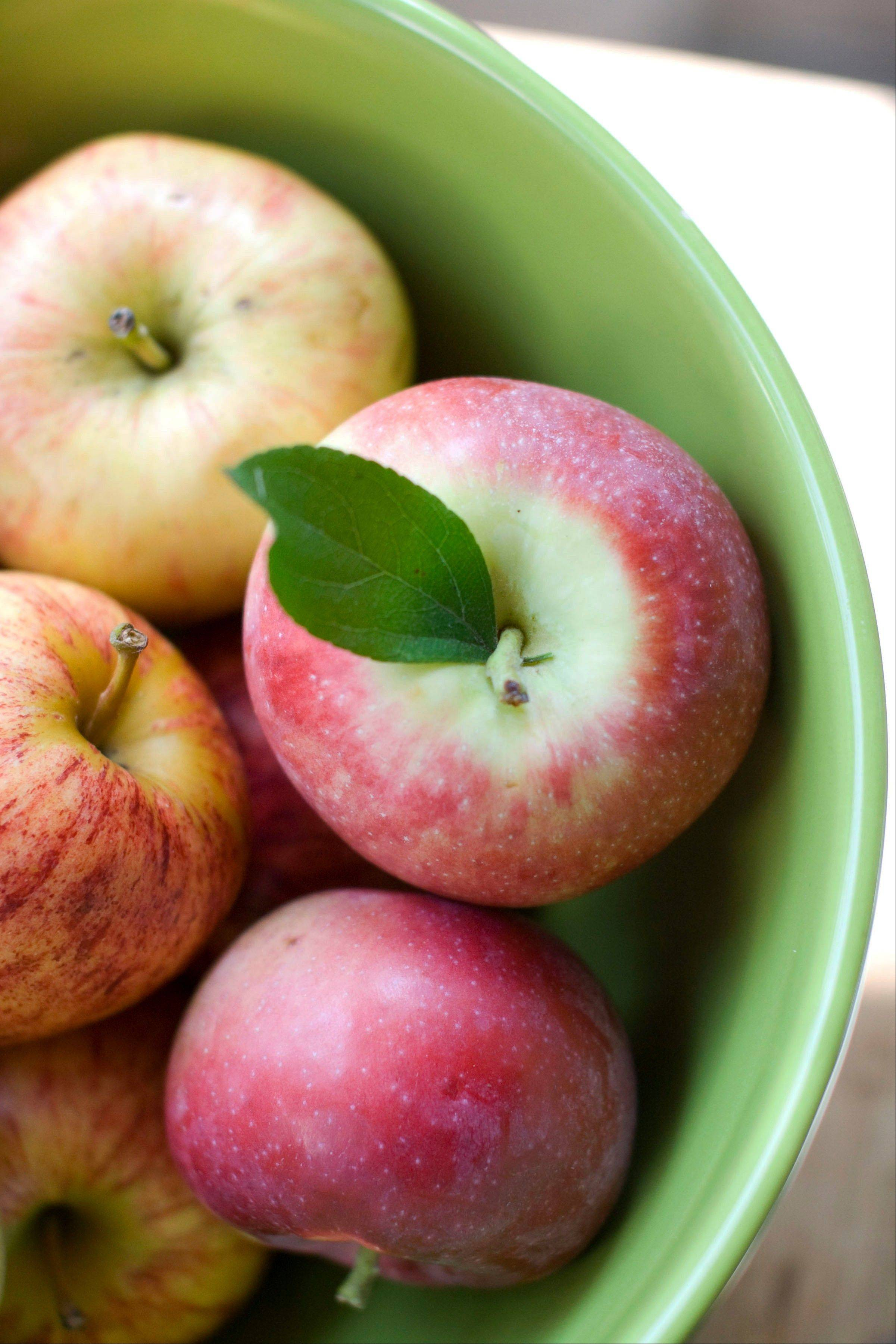 Apples work well in sweet and savory dishes, the key is knowing which variety to select.