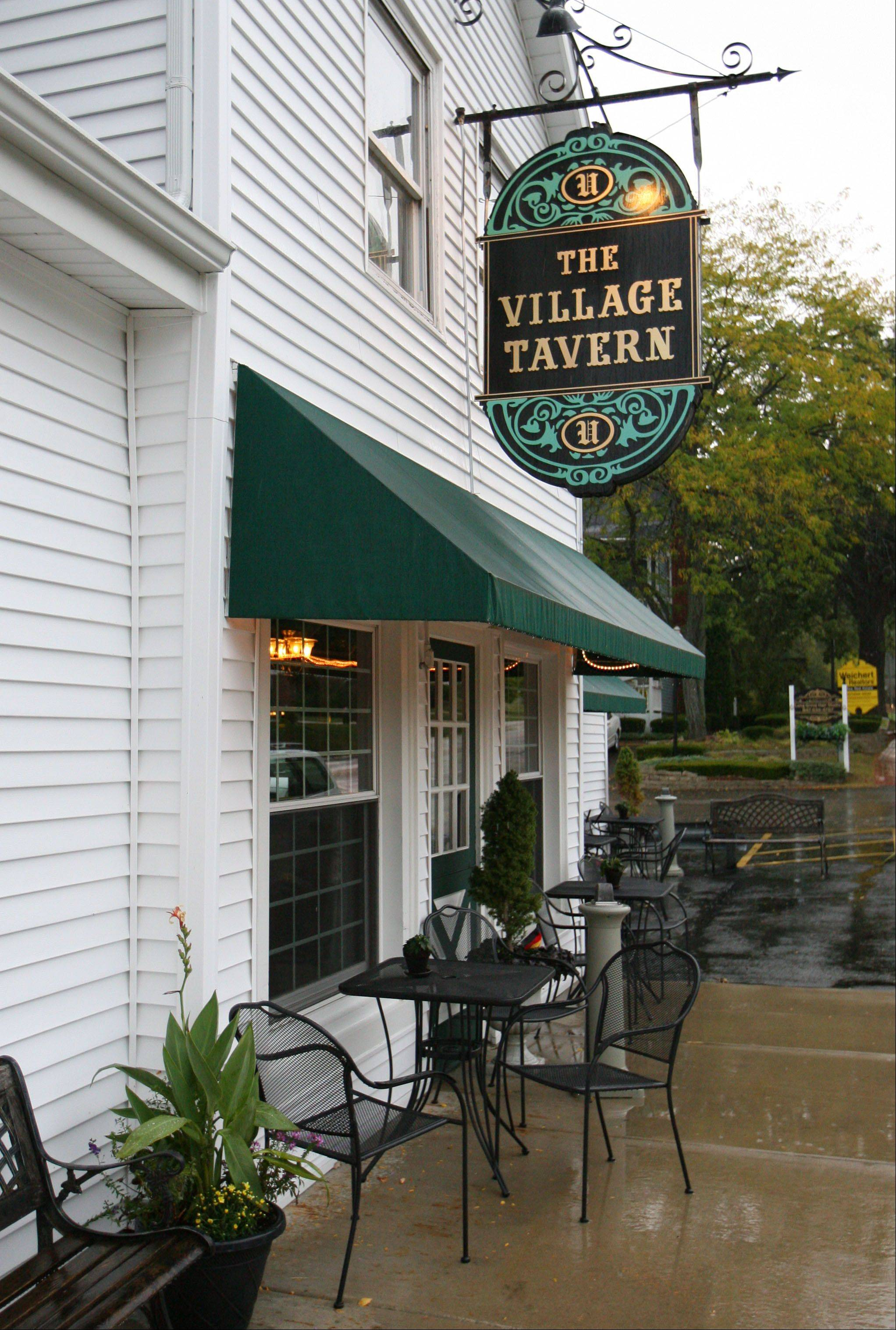The Village Tavern in Long Grove marks its 50th anniversary this year.