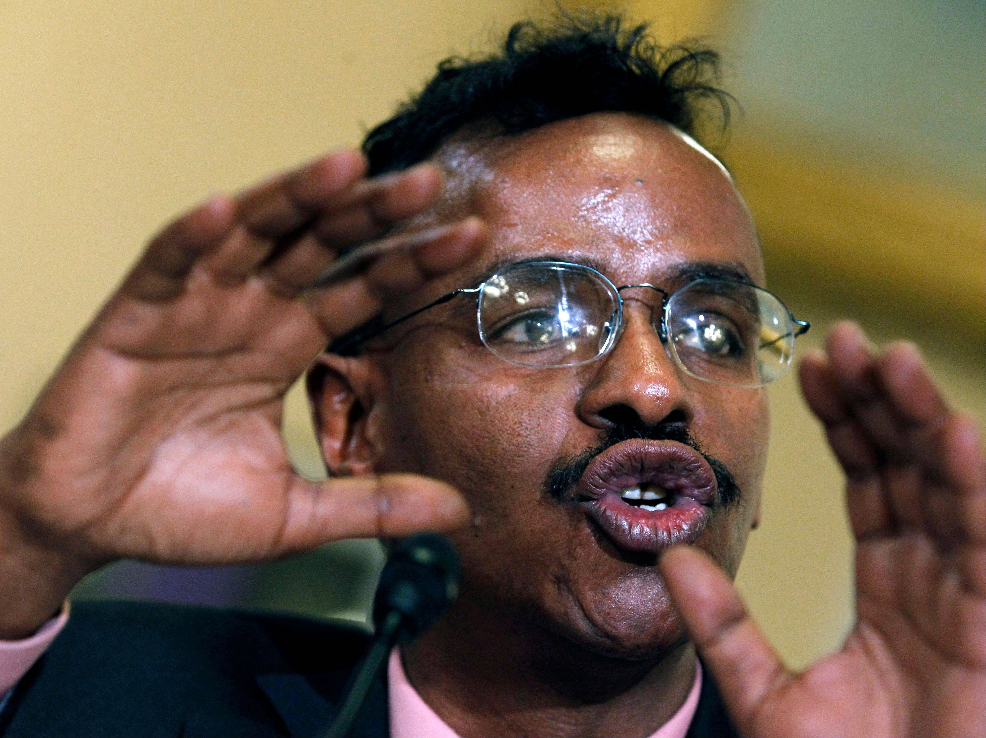 Abdirizak Bihi, a spokesman for the family of 21-year-old Omar Farah, said Farah traveled to Somalia to join al-Shabab, renewing fears that the terror group is continuing to recruit U.S. Somalis to return to their homeland to fight despite some high-profile prosecutions in America and the deaths of some who have joined the insurgents.
