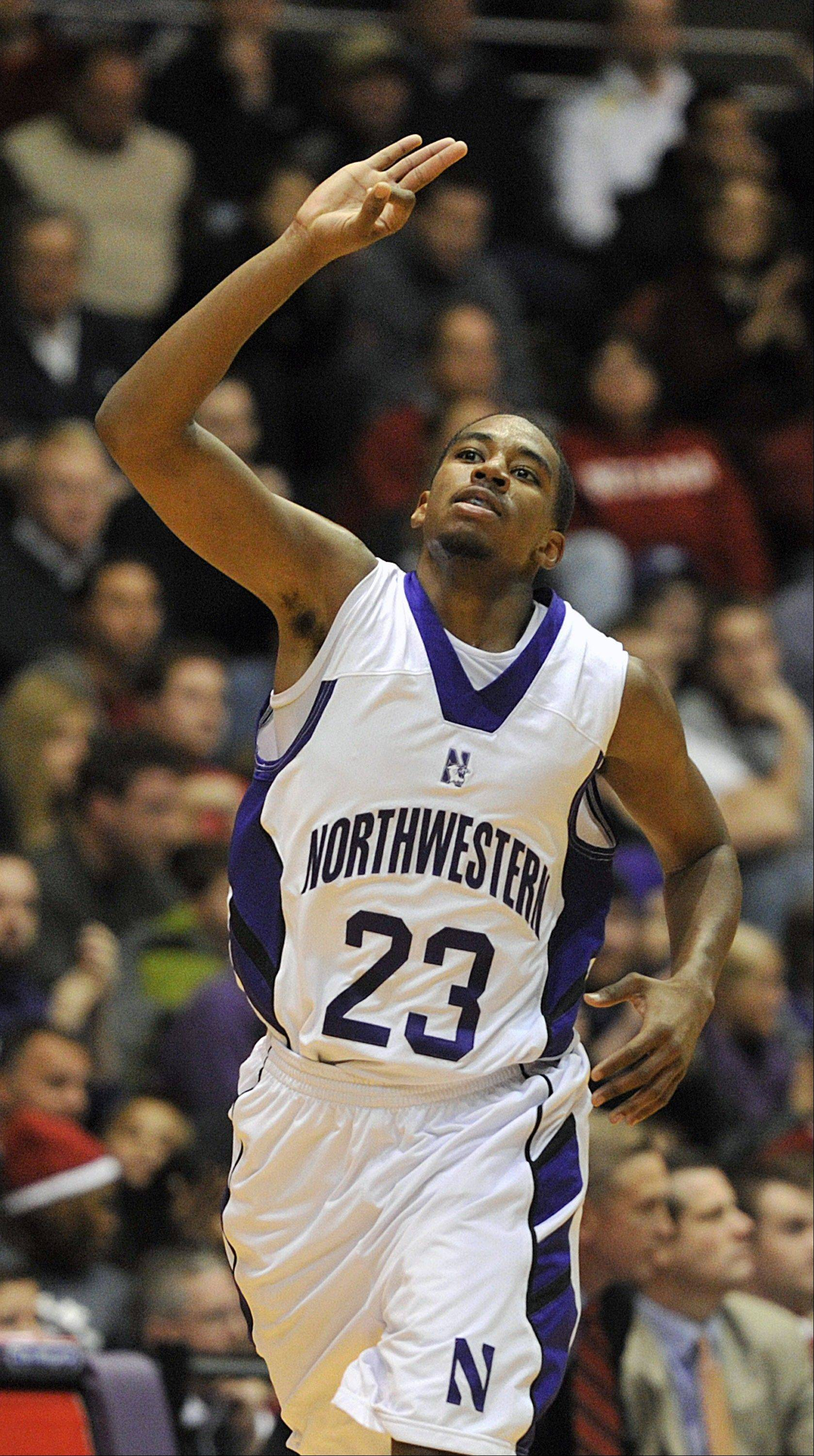 JerShon Cobb won't play for Northwestern this season.