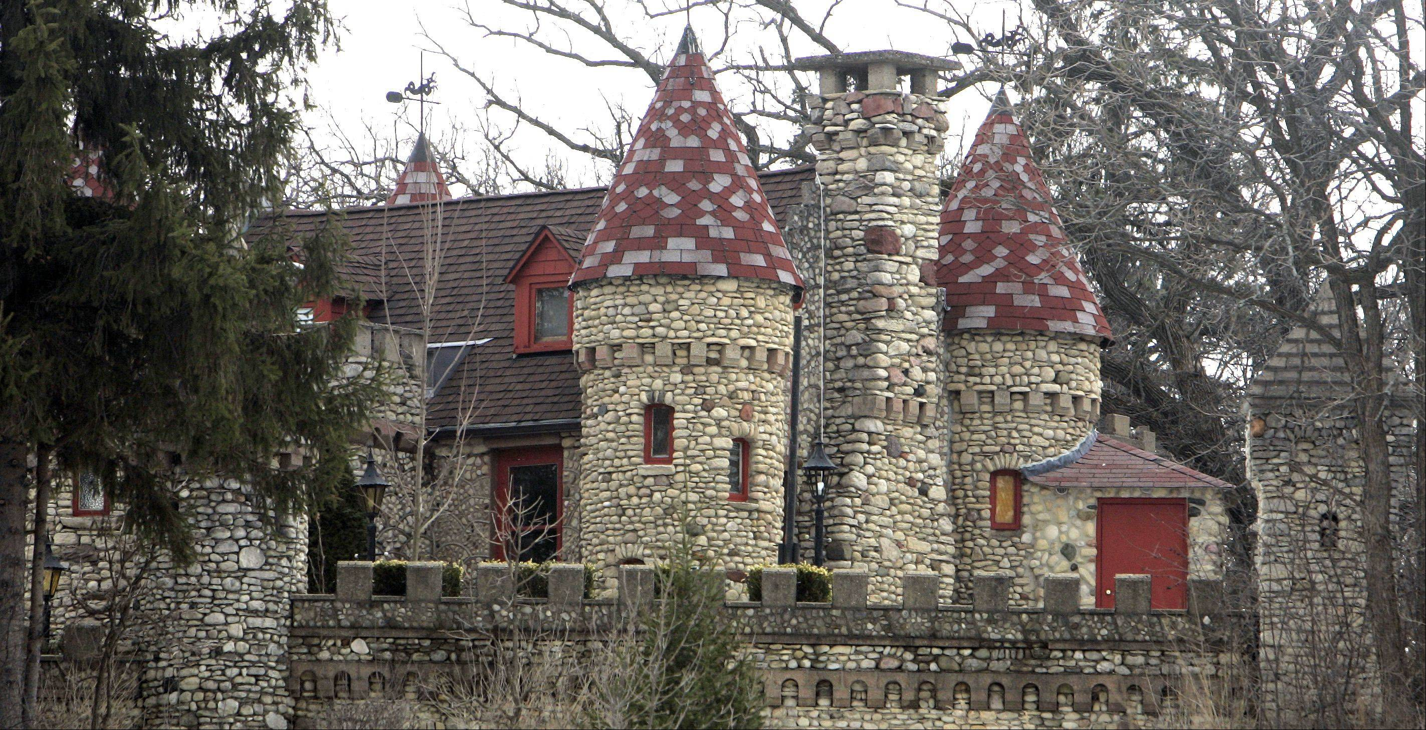 Bettendorf Castle in Fox River Grove.