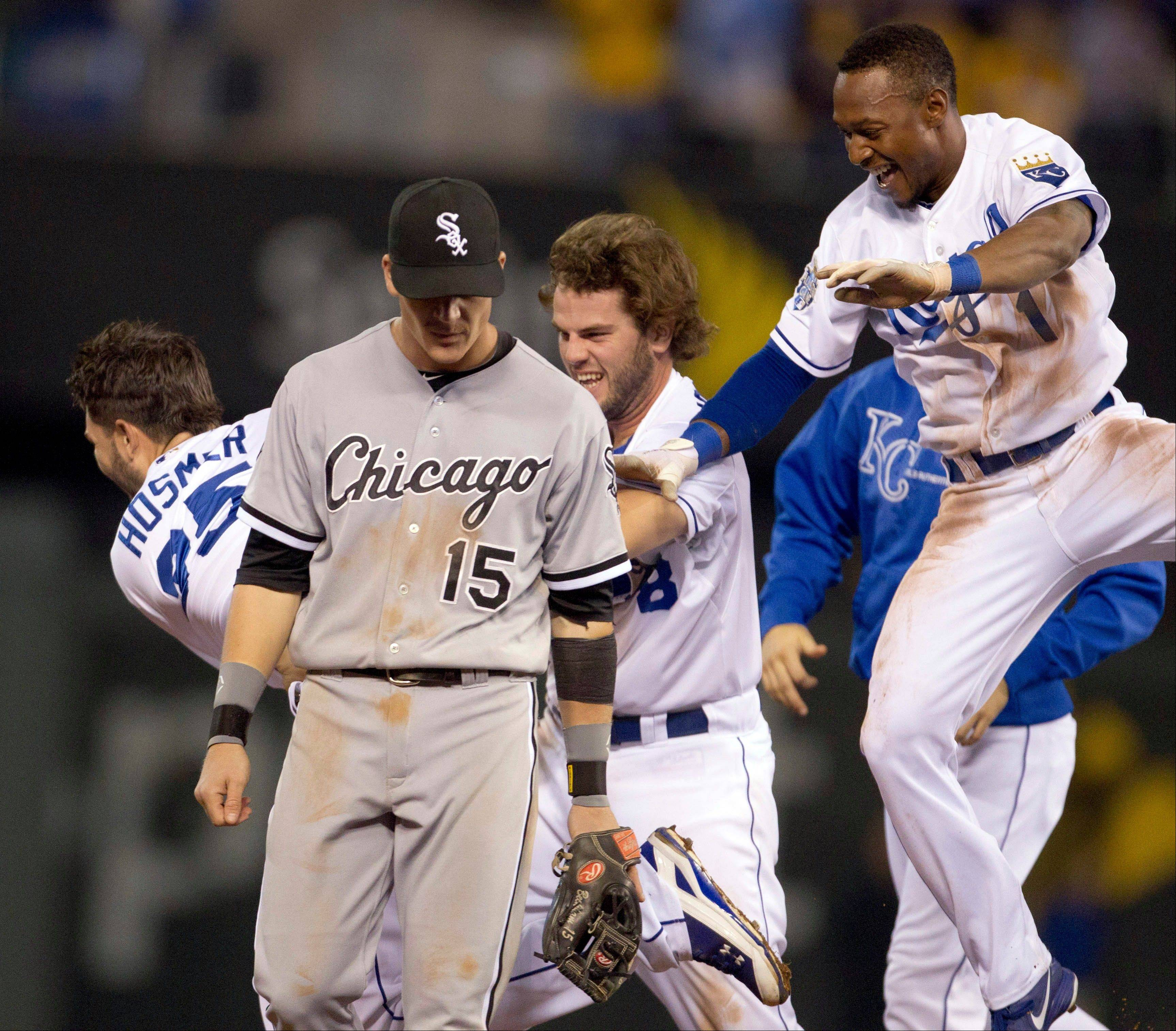 Losing yet another series to the Kansas City Royals has put the White Sox in a difficult position as they try to hold off Detroit and win the AL Central.