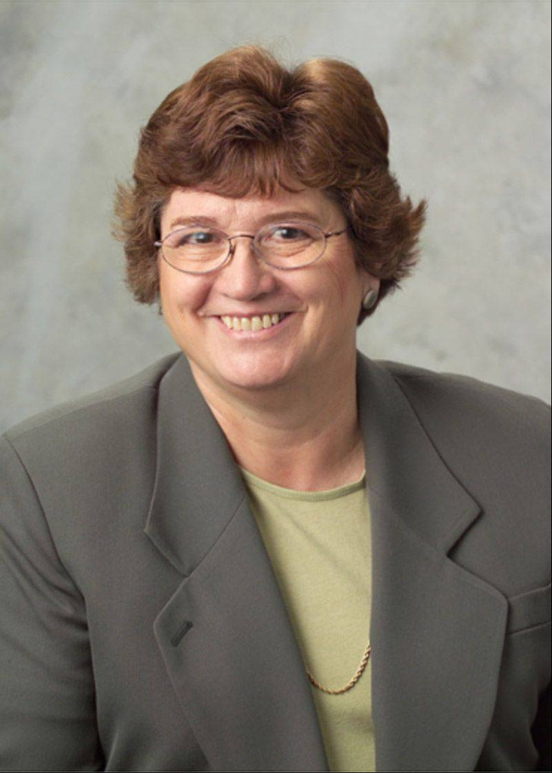 Gwen Henry, DuPage County treasurer, is one of hundreds of county officials who are receiving taxpayer-funded stipends.