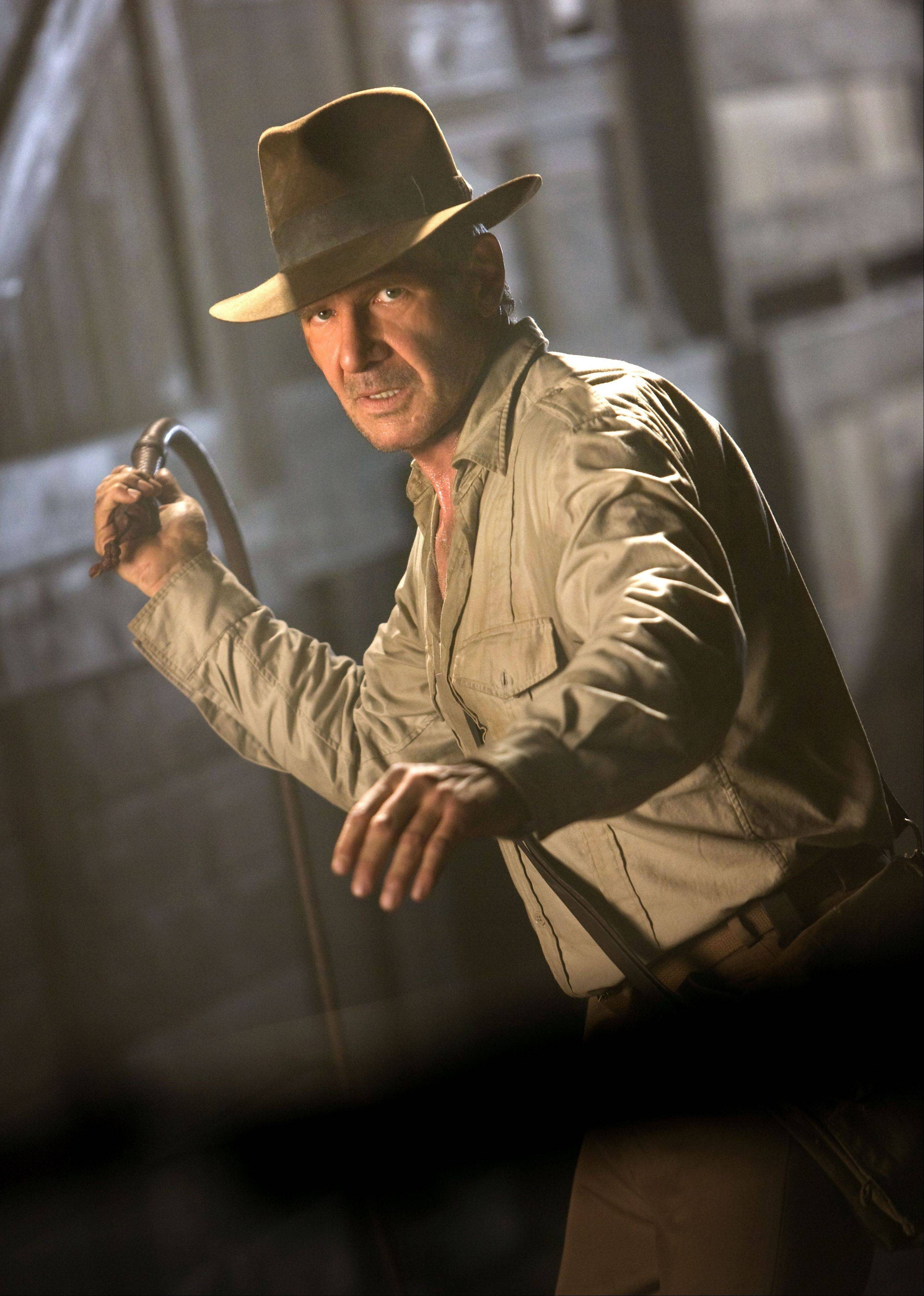 See the adventures of Indiana Jones (Harrison Ford) unfold in a new DVD set.