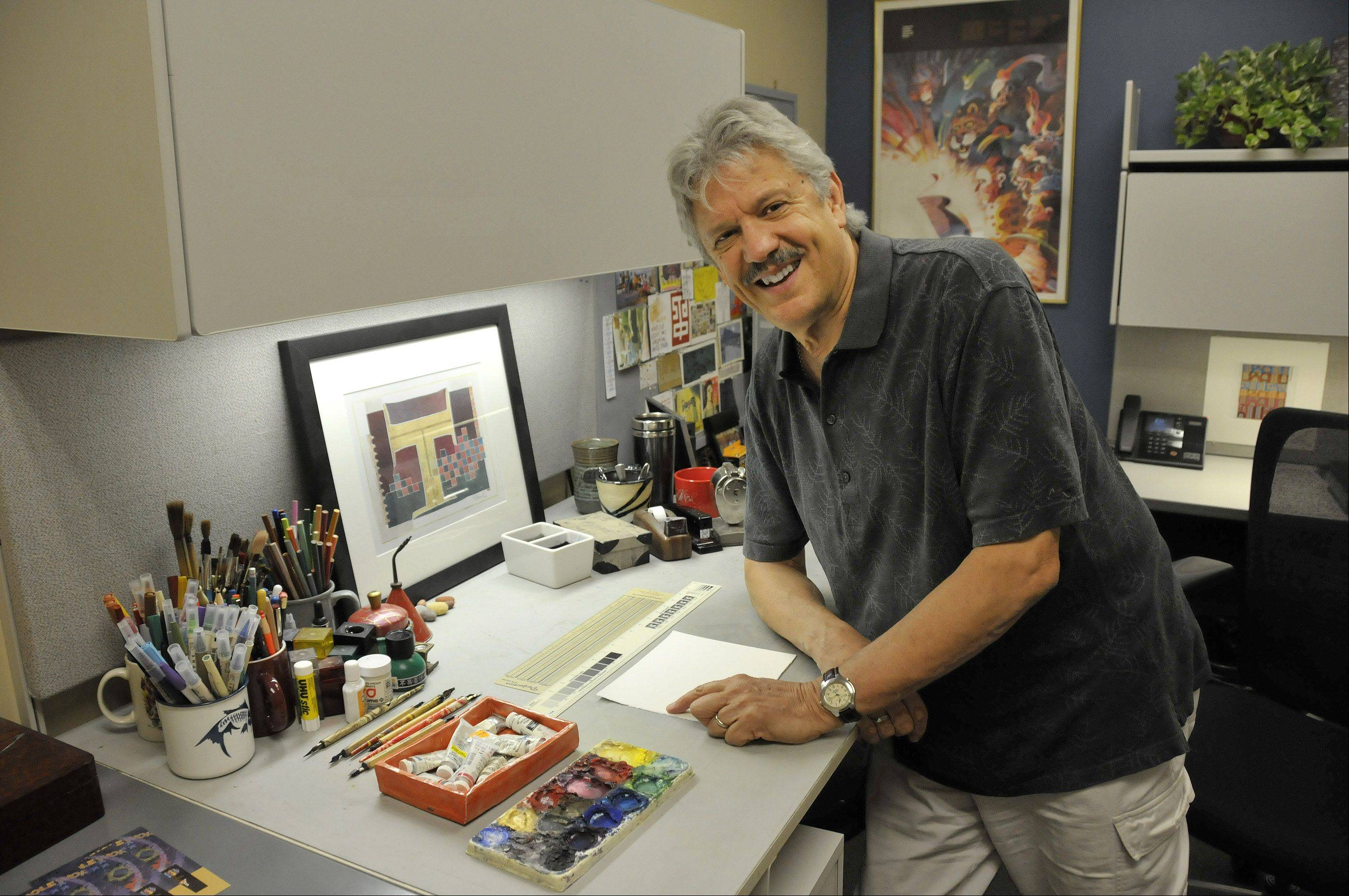 Timothy Botts soon will be cleaning out his office at Tyndale House Publishers in Carol Stream, where he has worked for 40 years.