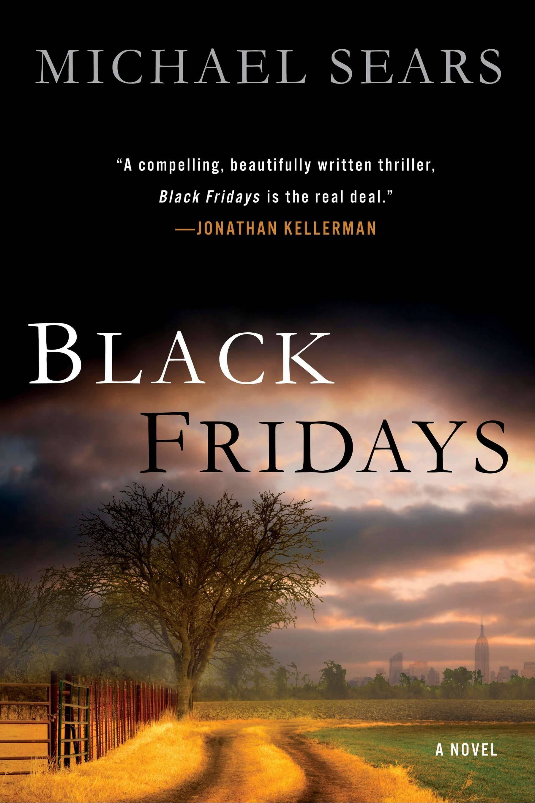 """Black Fridays"" by Michael Sears"