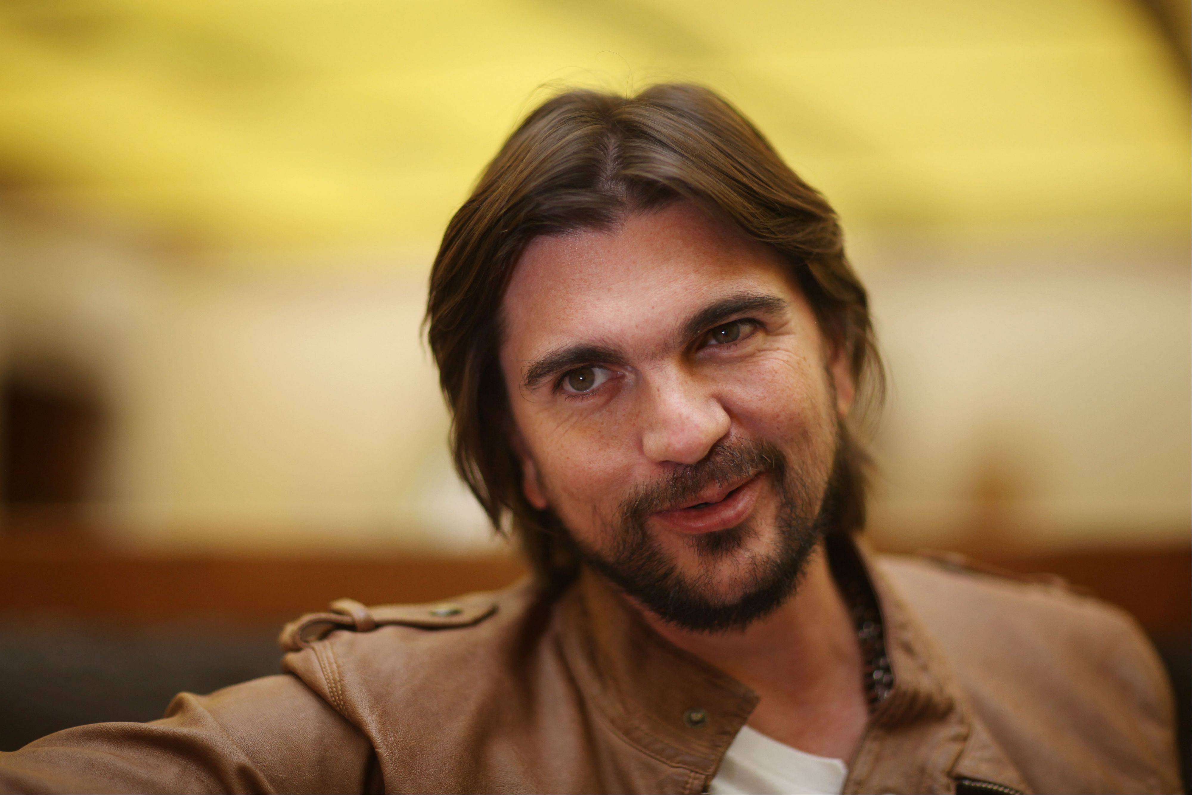 Colombia's singer Juanes has received five nominations for the 13th annual Latin Grammy Awards.