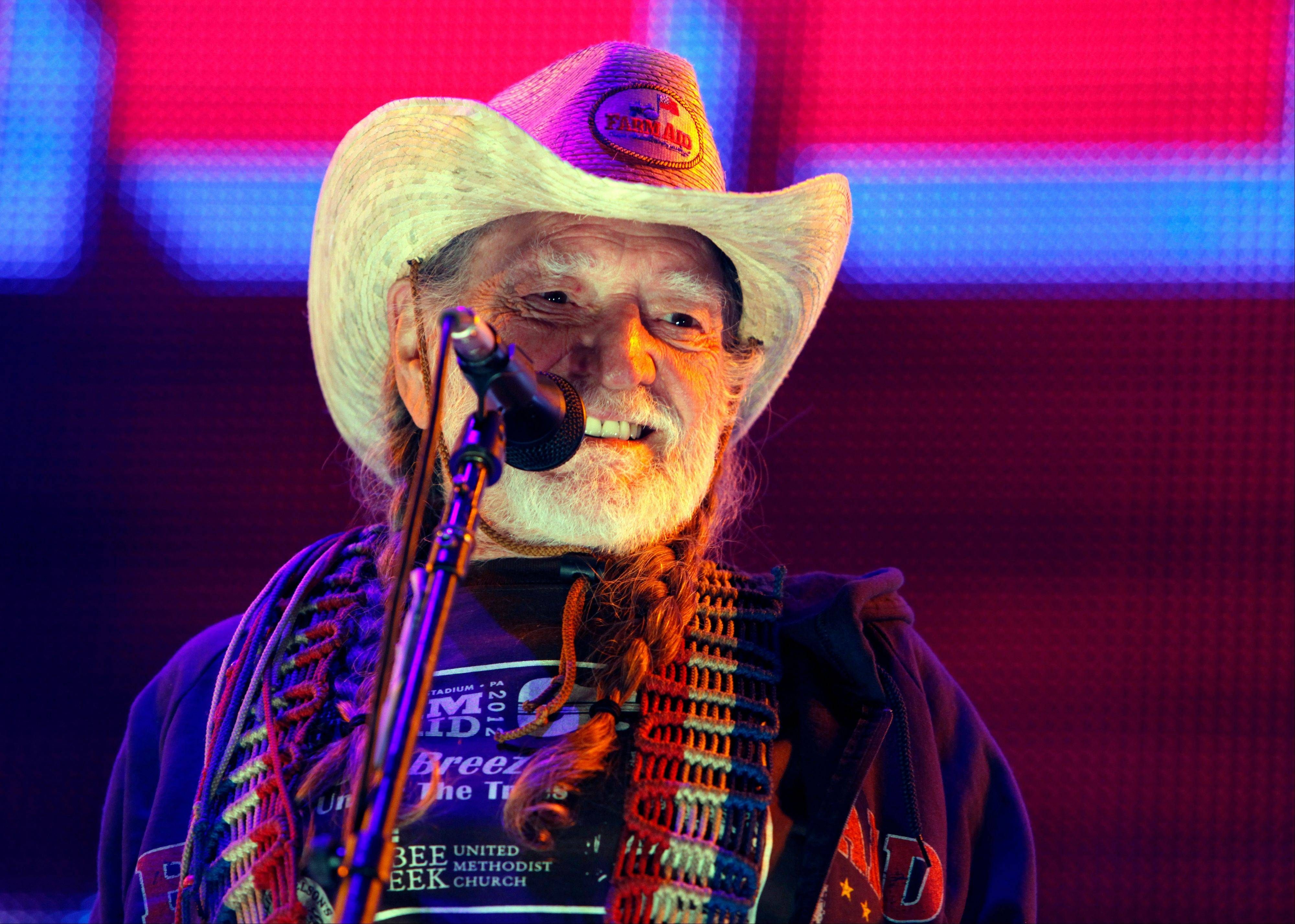 "Willie Nelson will release his memoir ""Roll Me Up And Smoke Me When I Die"" on Nov. 13."