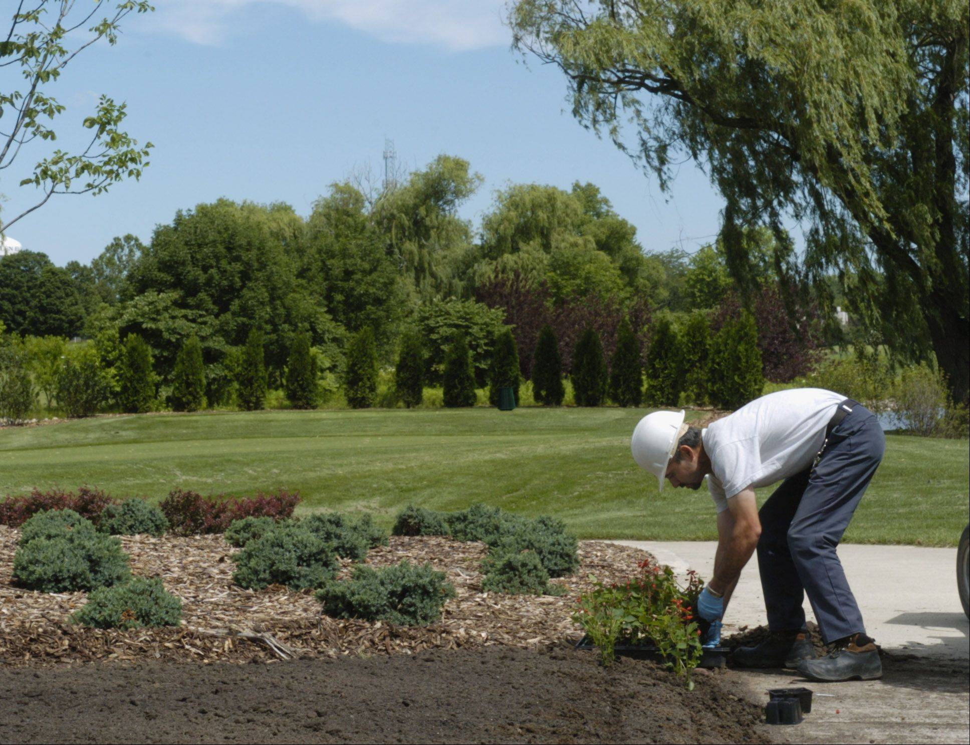 A $6.3 million improvement project at the Village Links of Glen Ellyn approved this week includes upgrades to the clubhouse, parking lot and golf course. Previous renovations to the course were made in 2004.