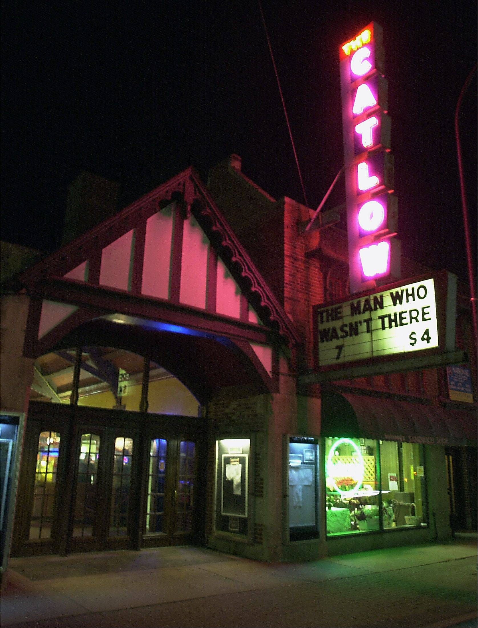 Thanks to a successful online fundraiser to buy a new digital projector, the 85-year-old Catlow theater in downtown Barrington is now looking forward to a future beyond 2013.